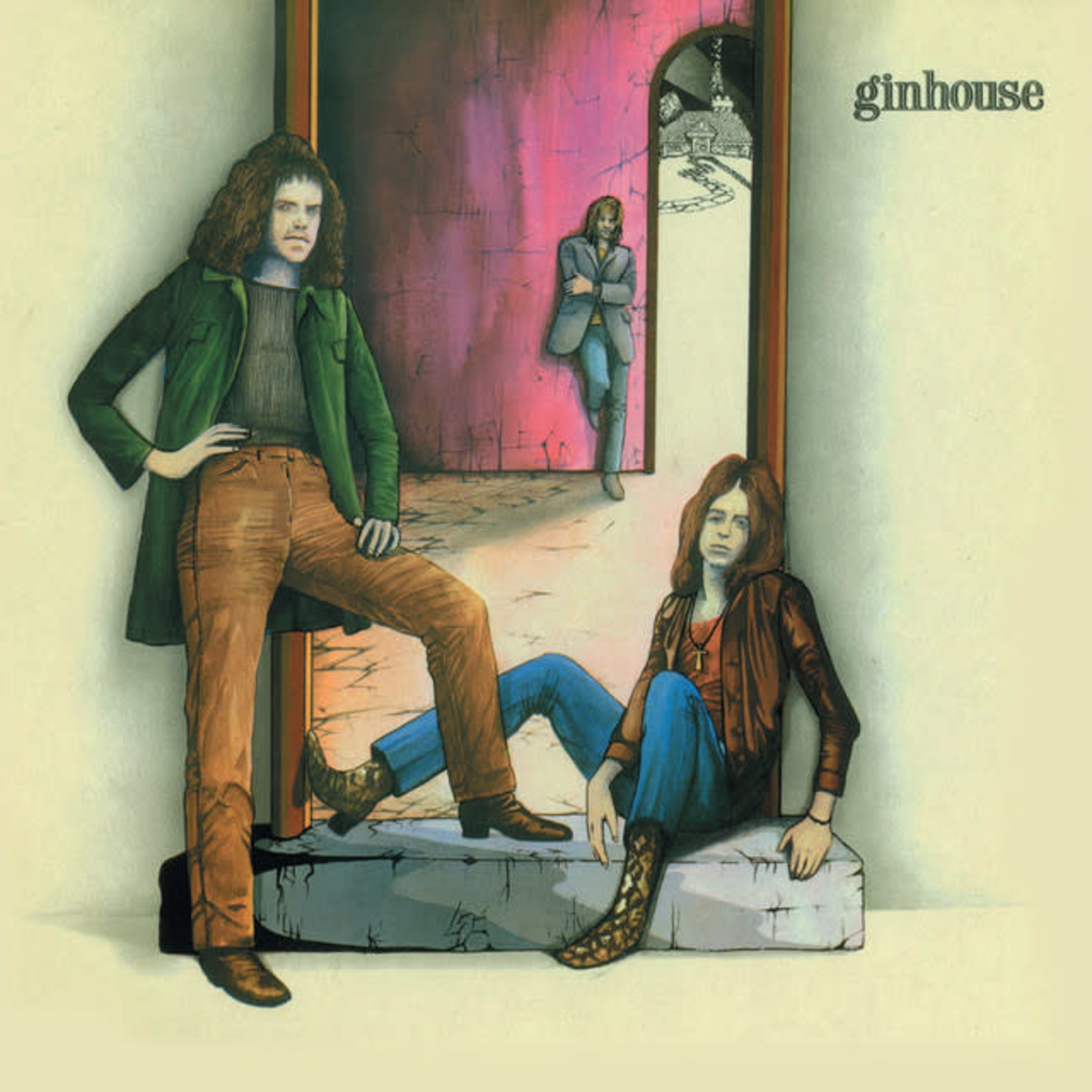 Vinyl Ginhouse - ST