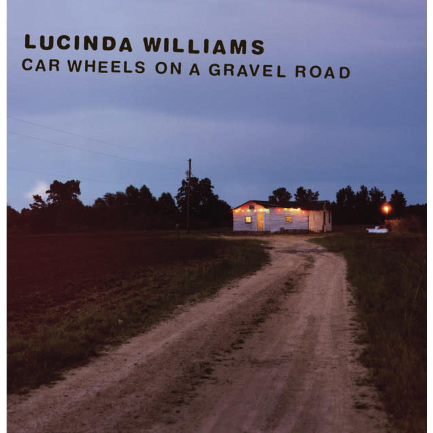Vinyl Lucinda Williams - Car Wheels On A Gravel Road