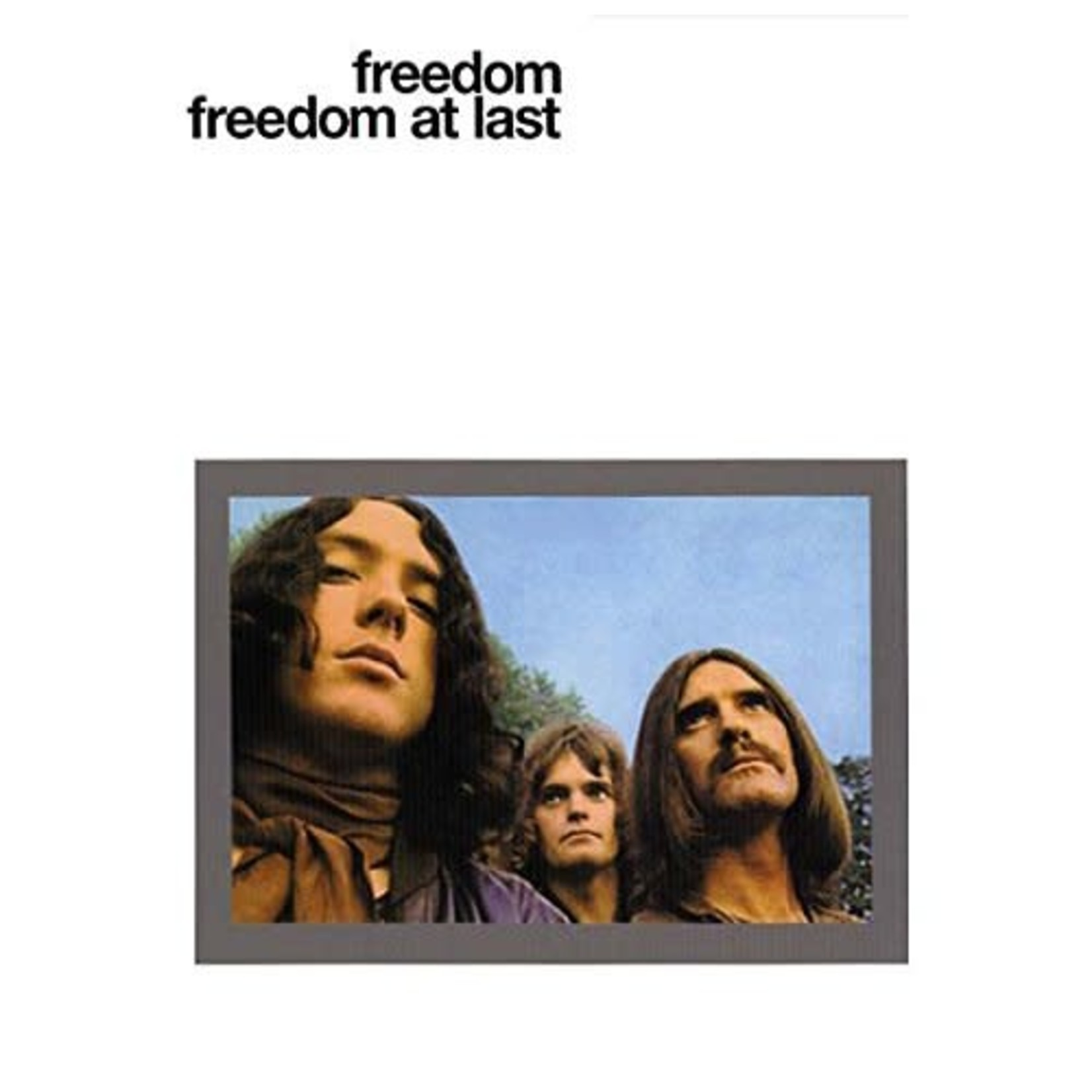 Vinyl Freedom - Freedom At Last