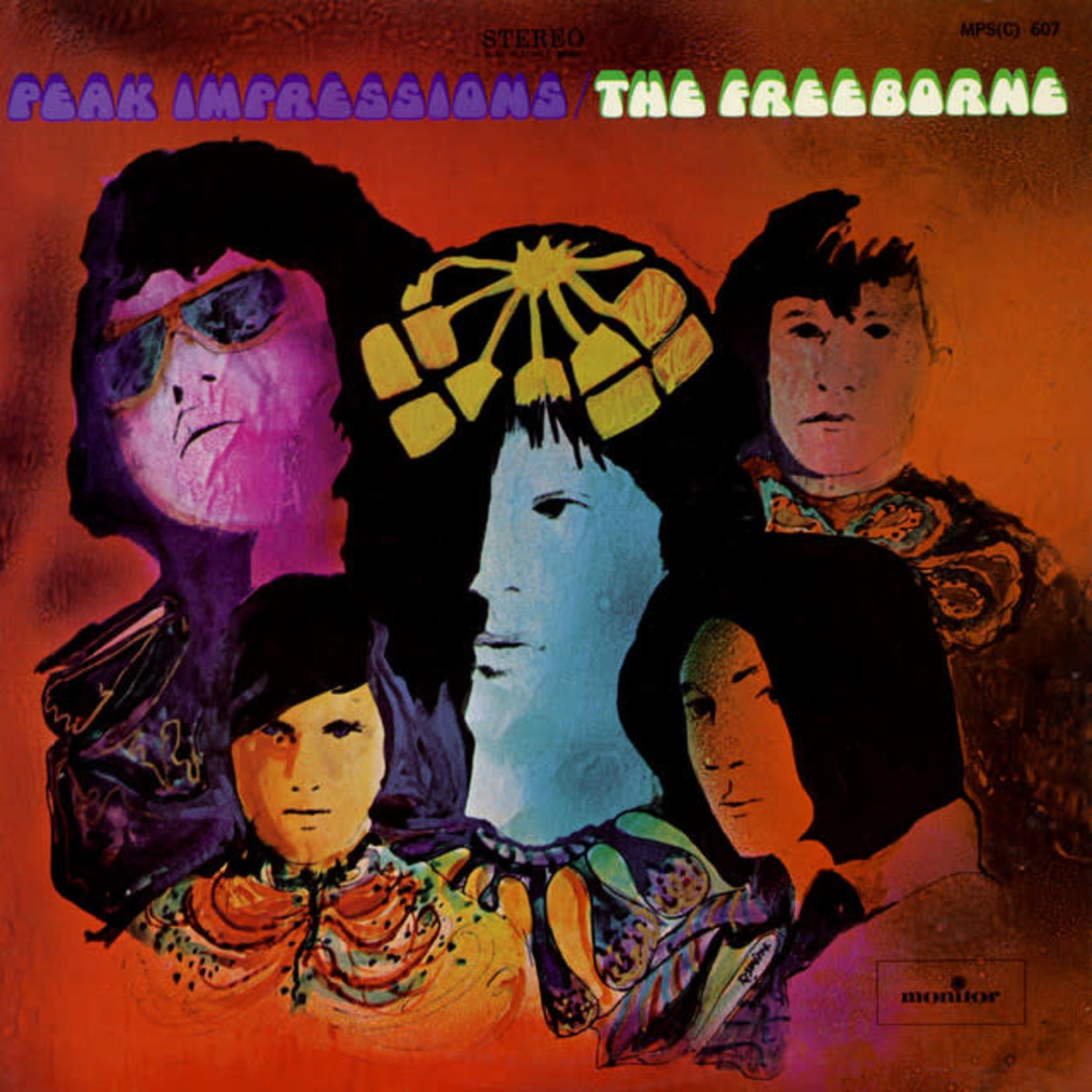 Vinyl The Freeborne - Peak Impressions