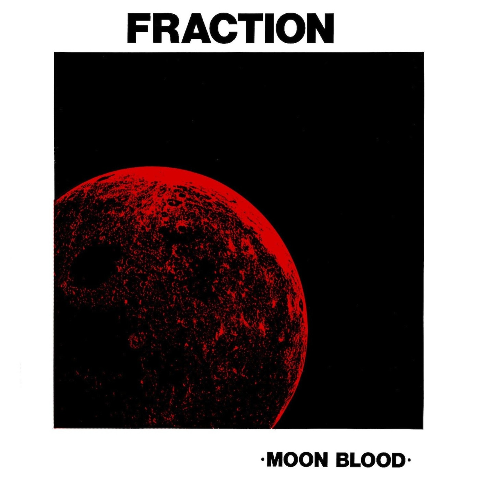 Vinyl Fraction - Moon Blood
