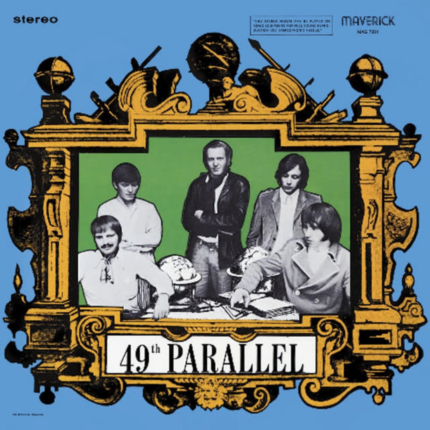 Vinyl 49th Parallel - ST