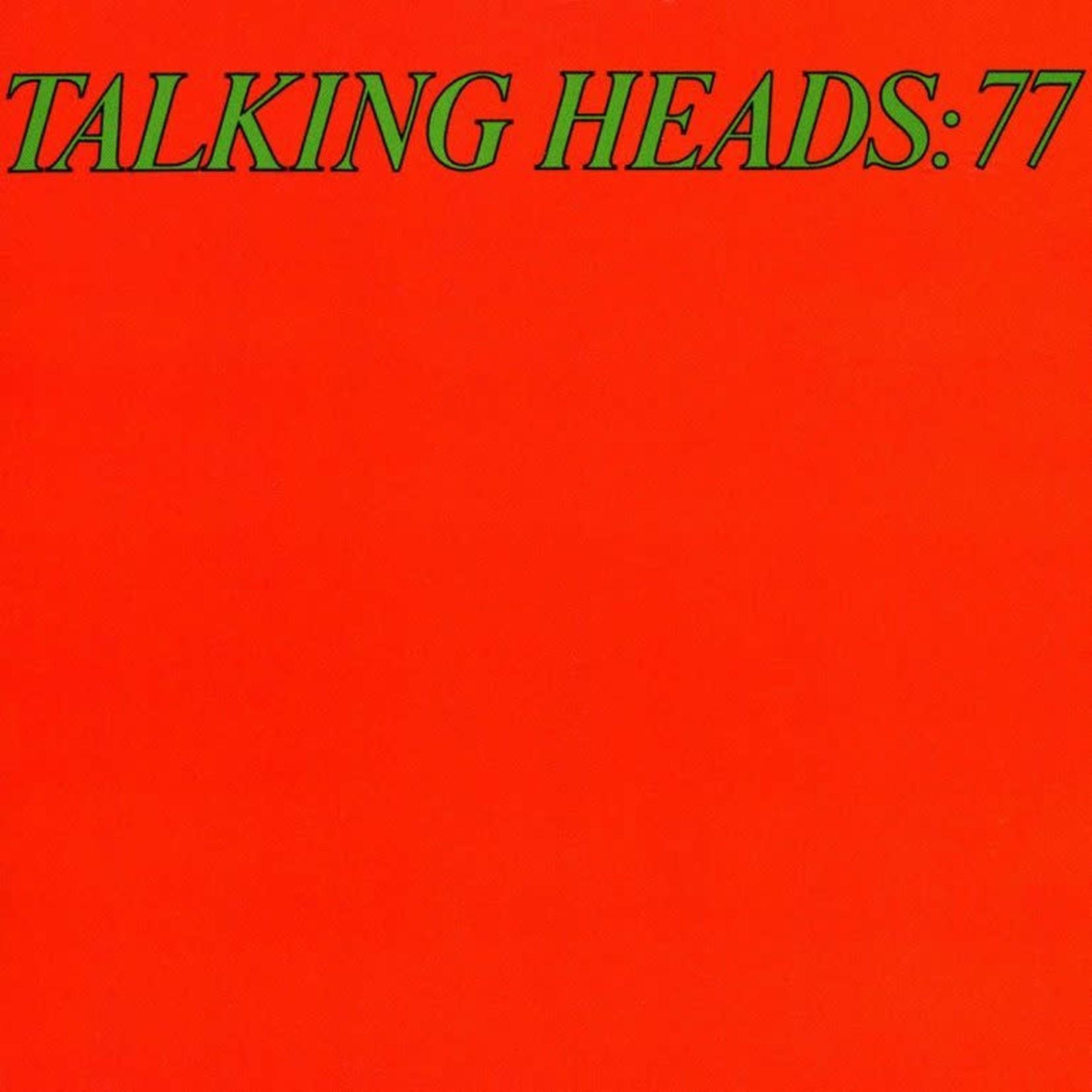 Vinyl Talking Heads - 77 (Green Vinyl)