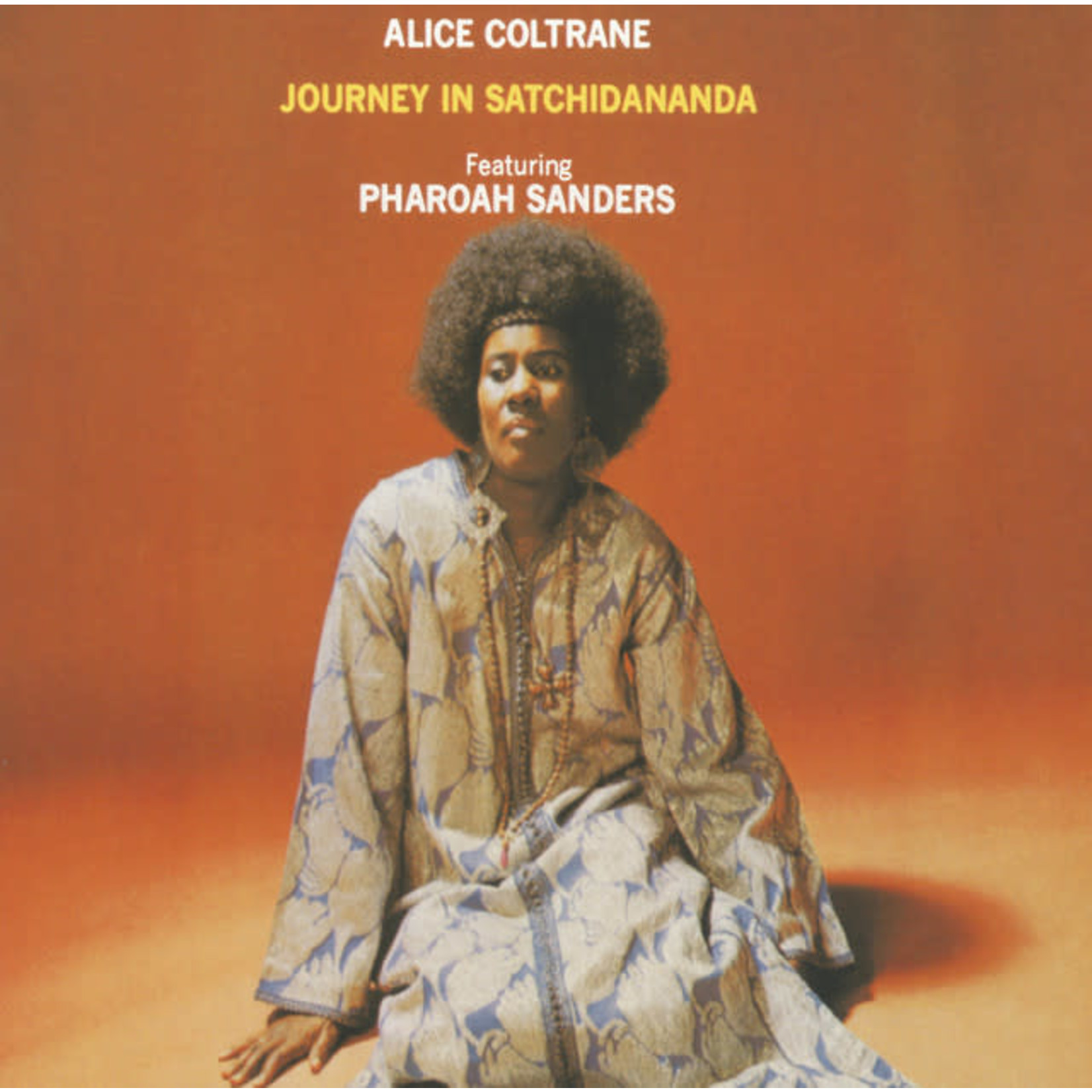 Vinyl Alice Coltrane - Journey In Satchidananda
