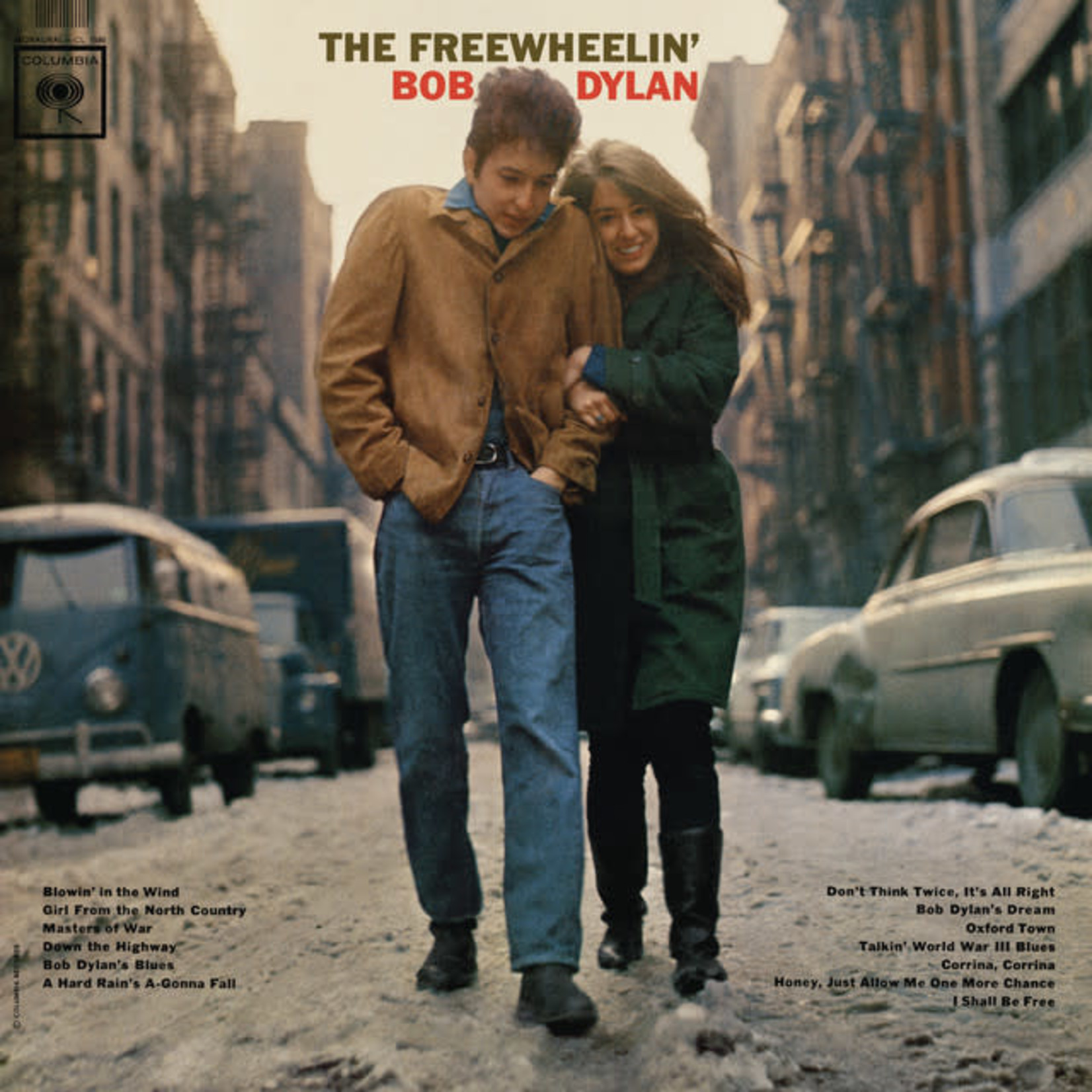 Vinyl Bob Dylan - The Freewheelin' Bob Dylan