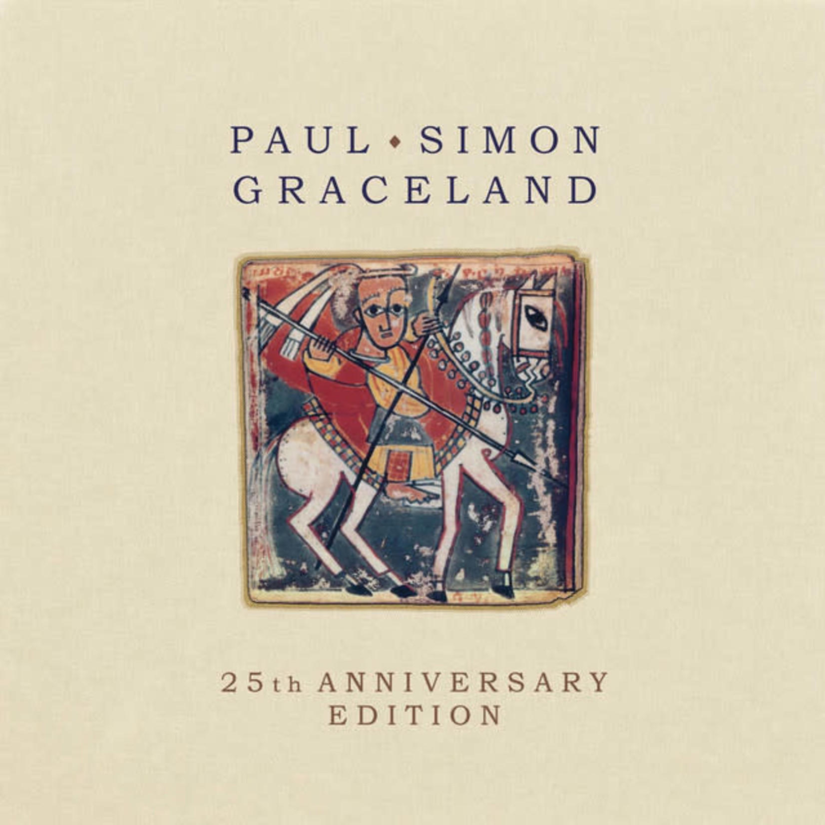 Vinyl Paul Simon - Graceland