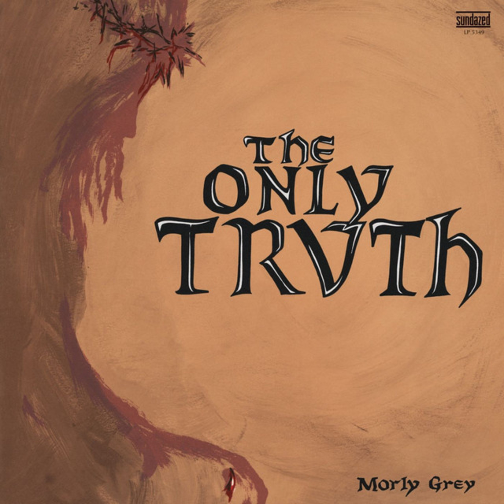 Vinyl Morly Grey - The Only Truth