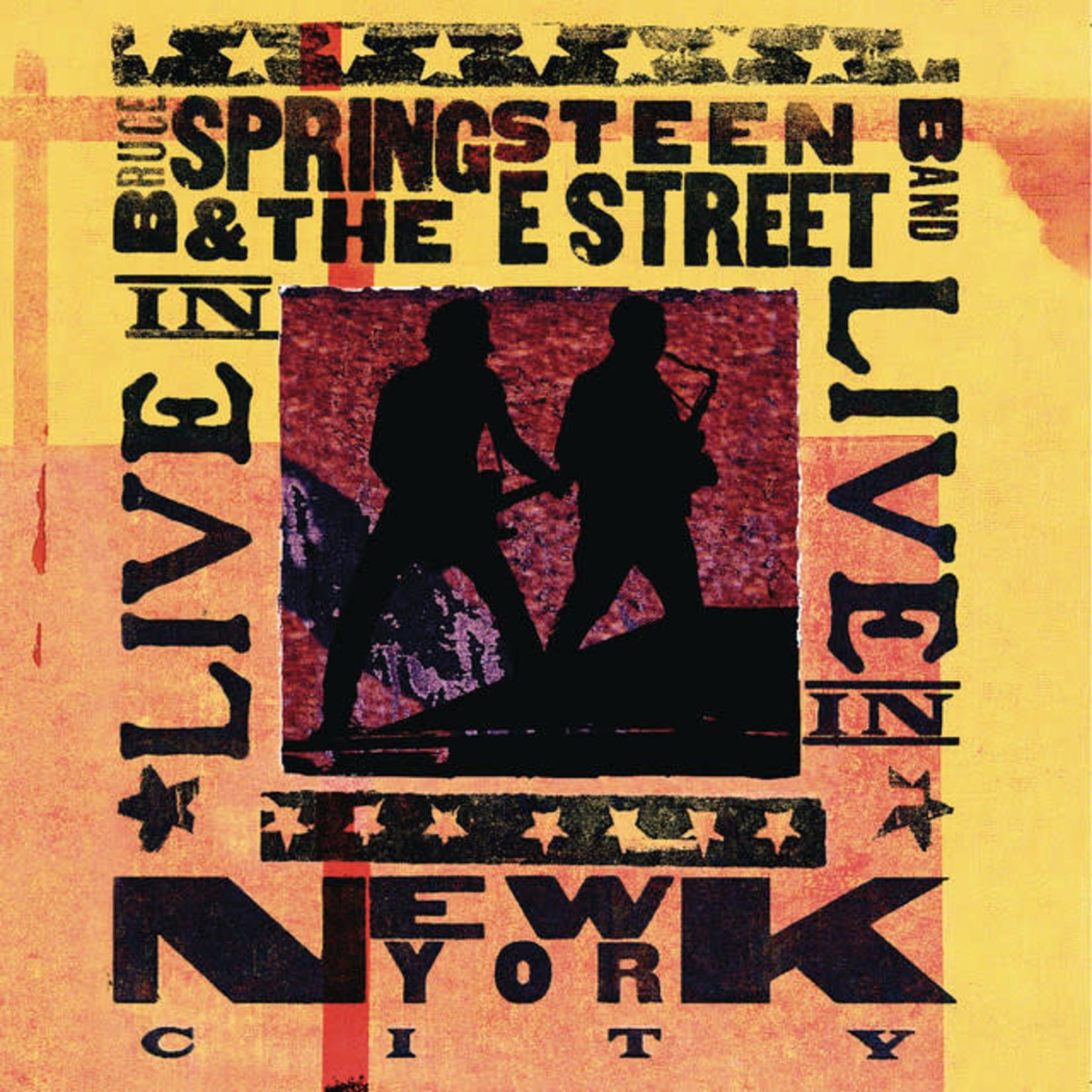 Vinyl Bruce Springsteen  - Live in New York City