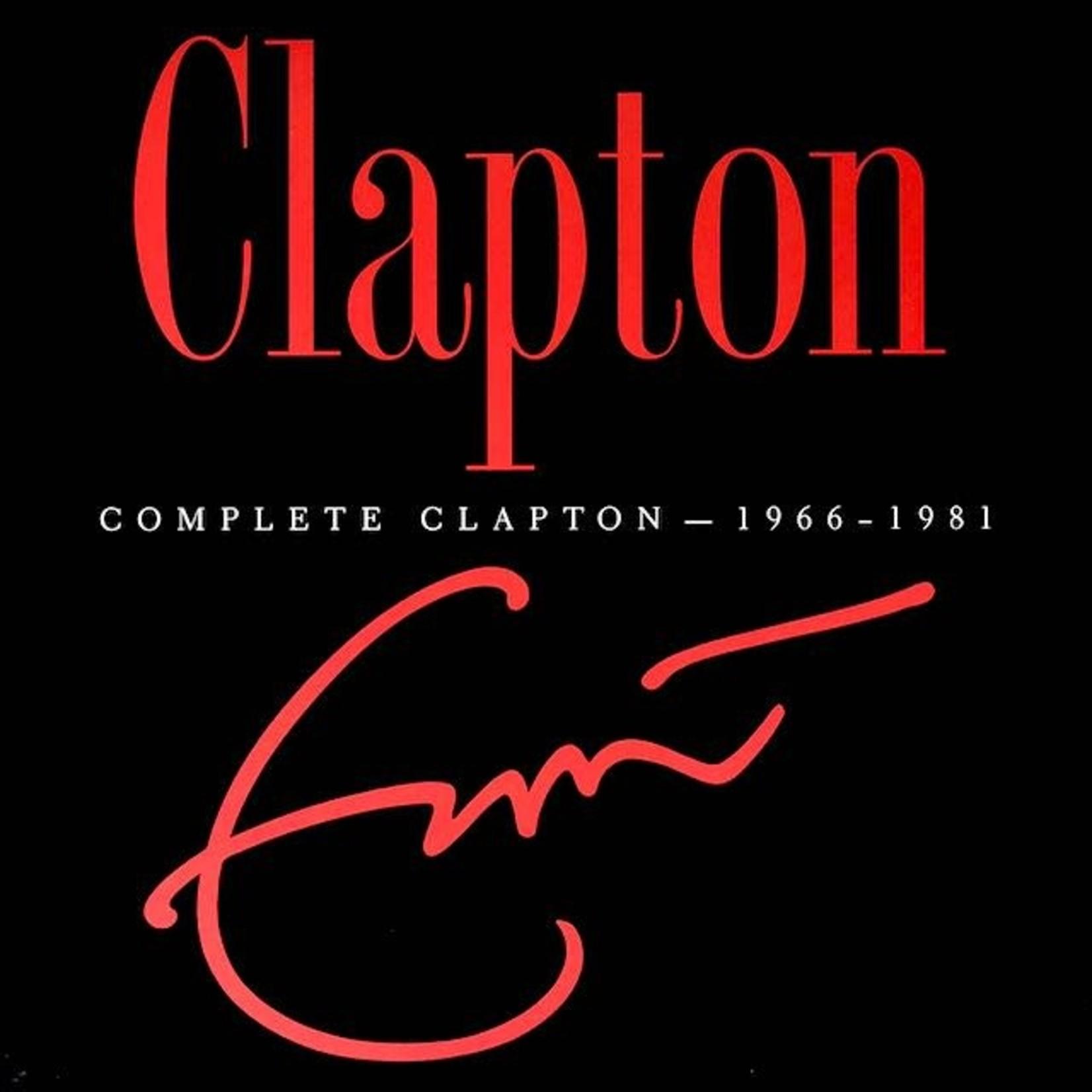 Vinyl Eric Clapton - Complete Clapton