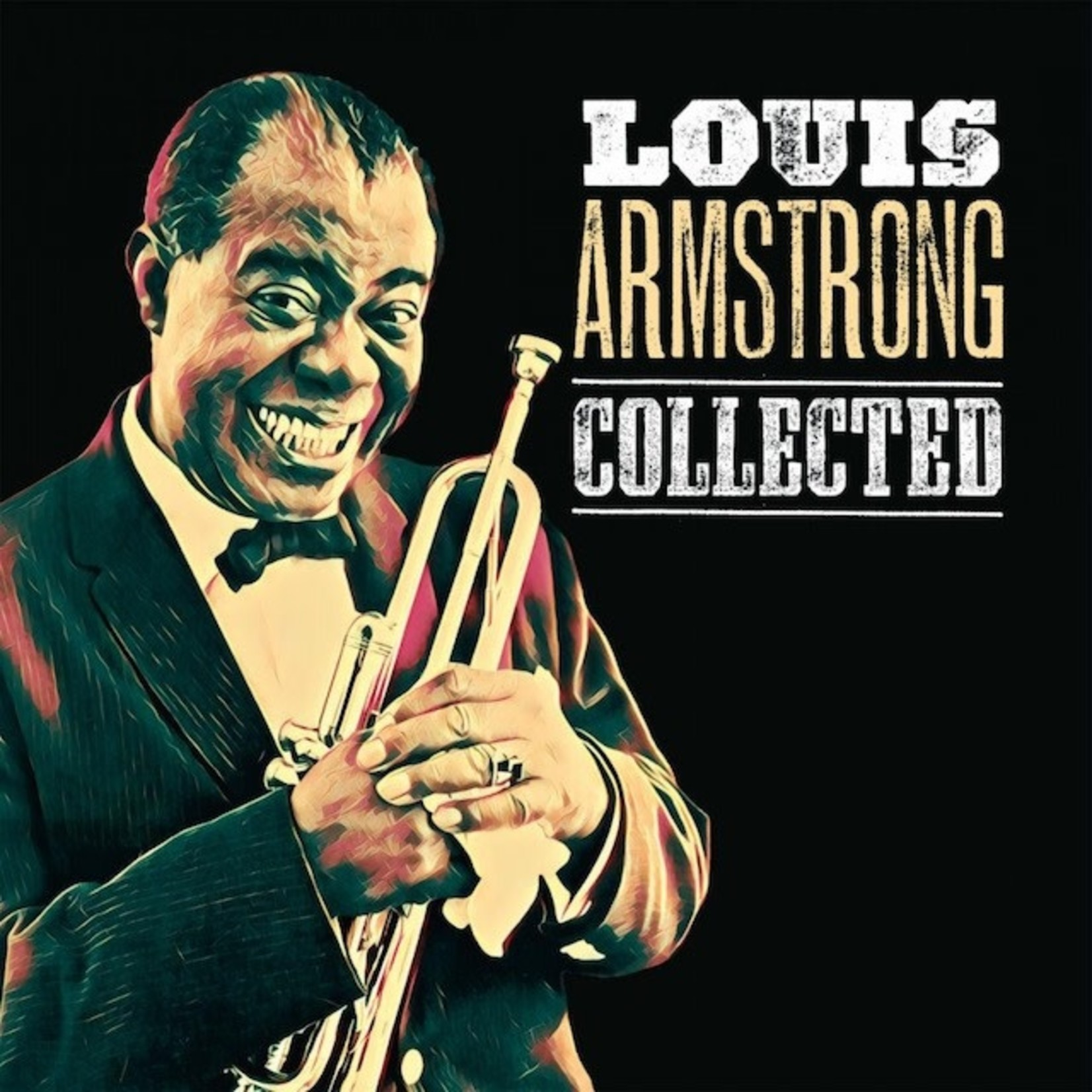 Vinyl Louis Armstrong - Collected