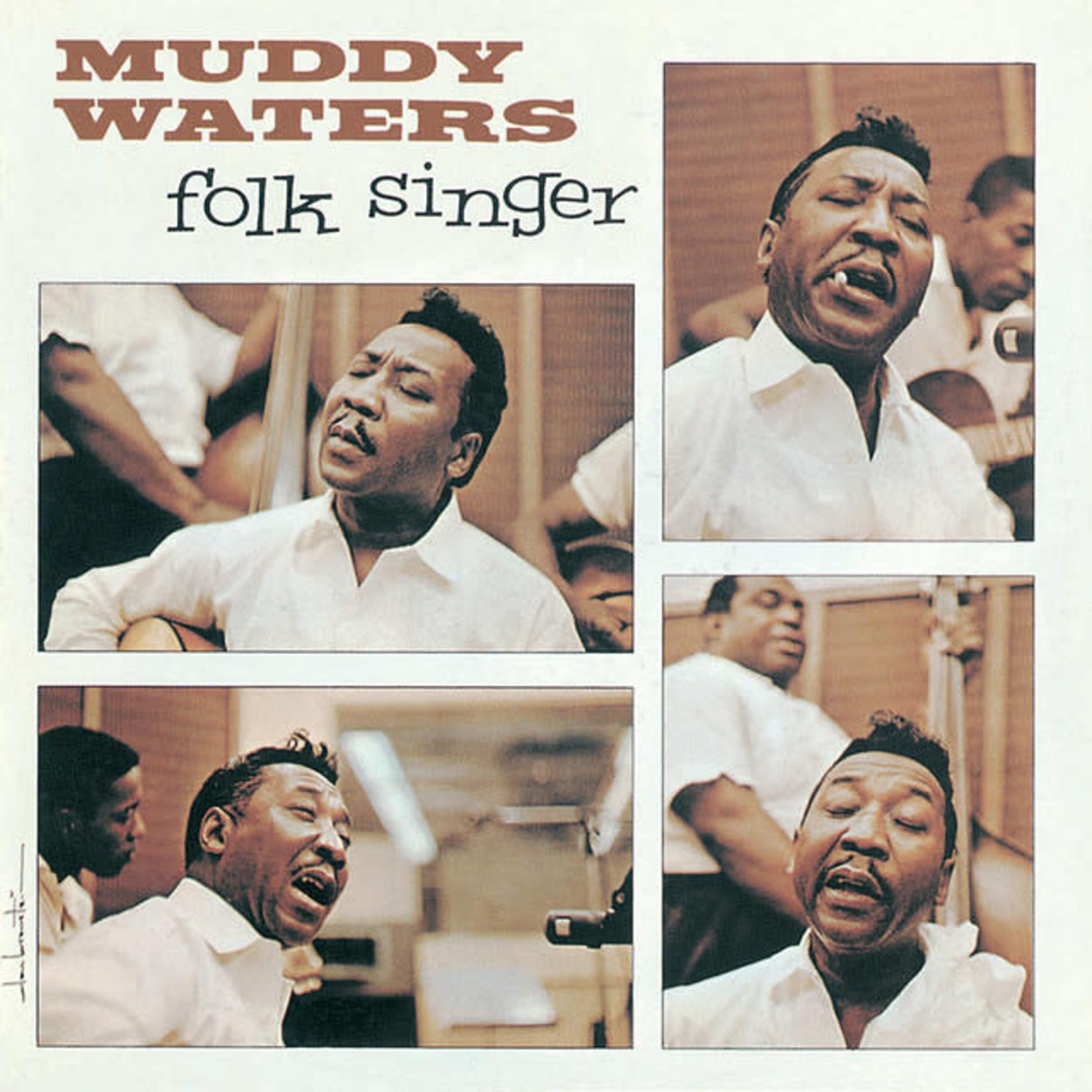 Vinyl Muddy Waters - Folk Singer