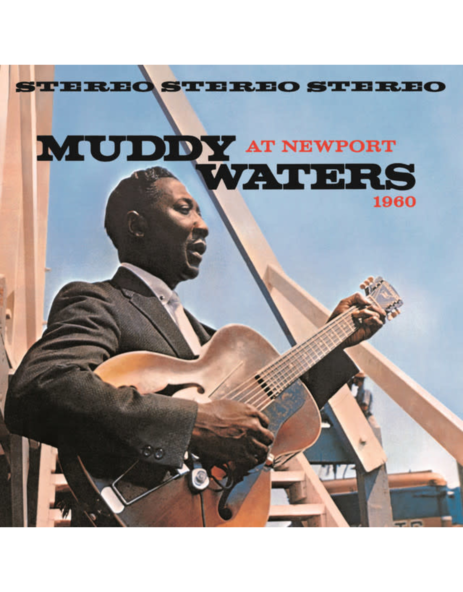 Vinyl Muddy Waters - Live at Newport 1960