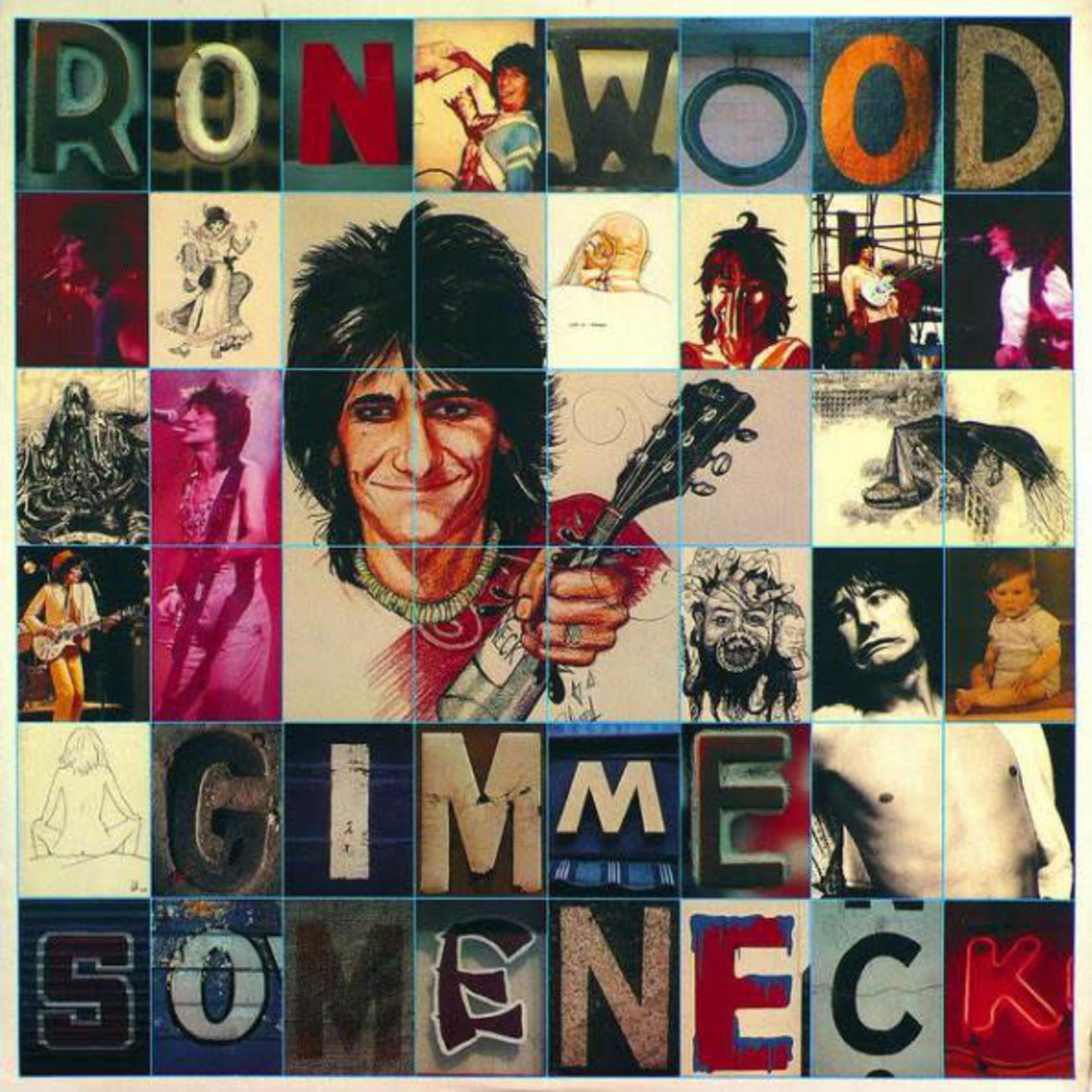 Vinyl Ron Wood - Gimme Some Neck