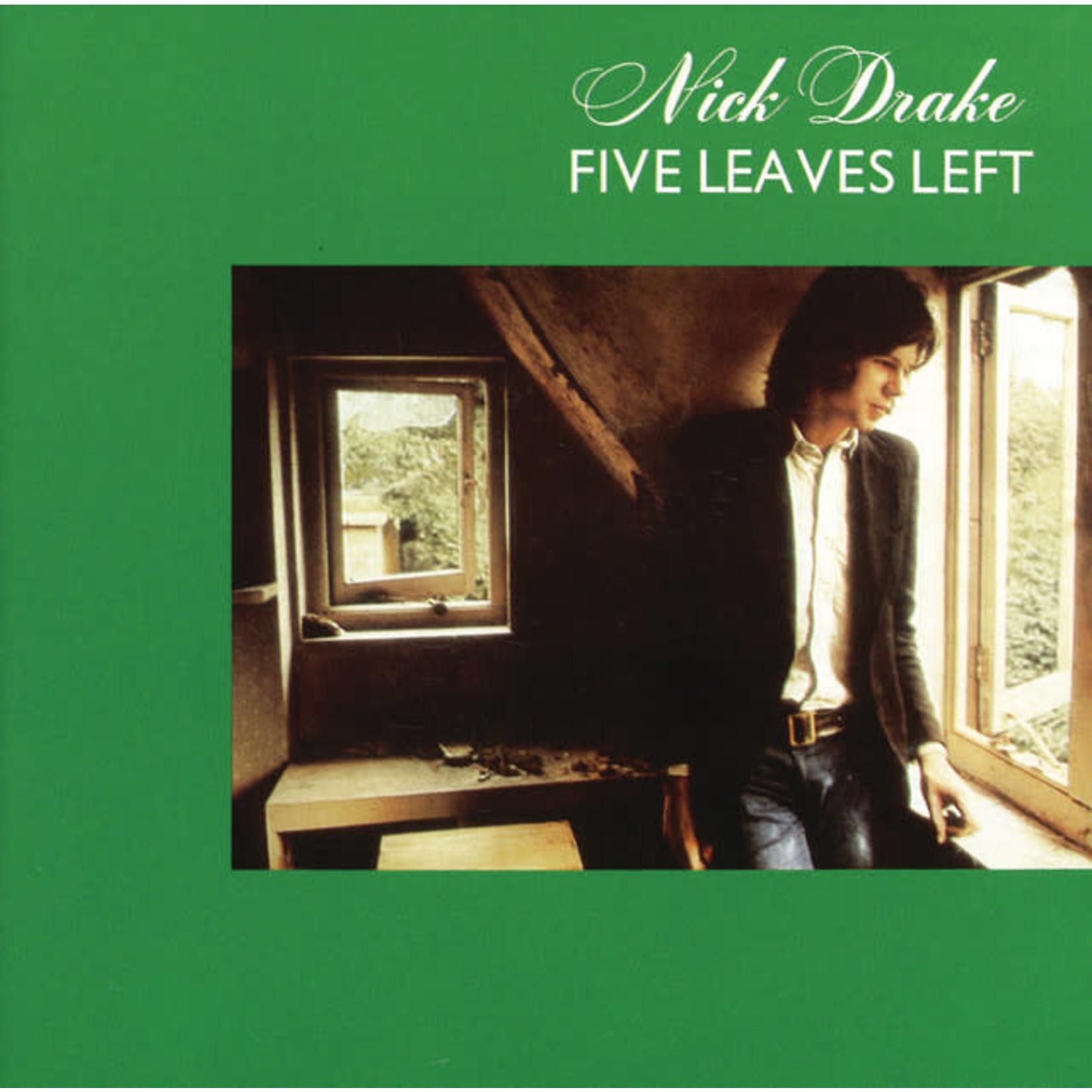 Vinyl Nick Drake - Five Leaves Left