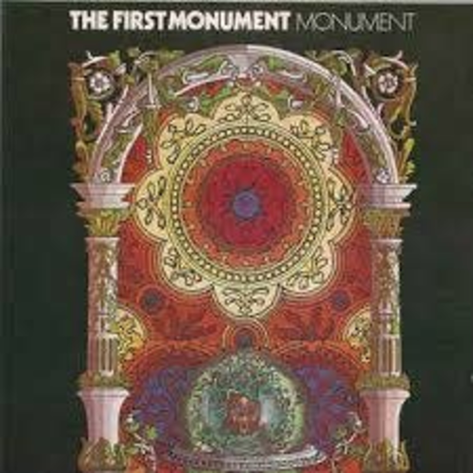 Vinyl The First Monument - Monument