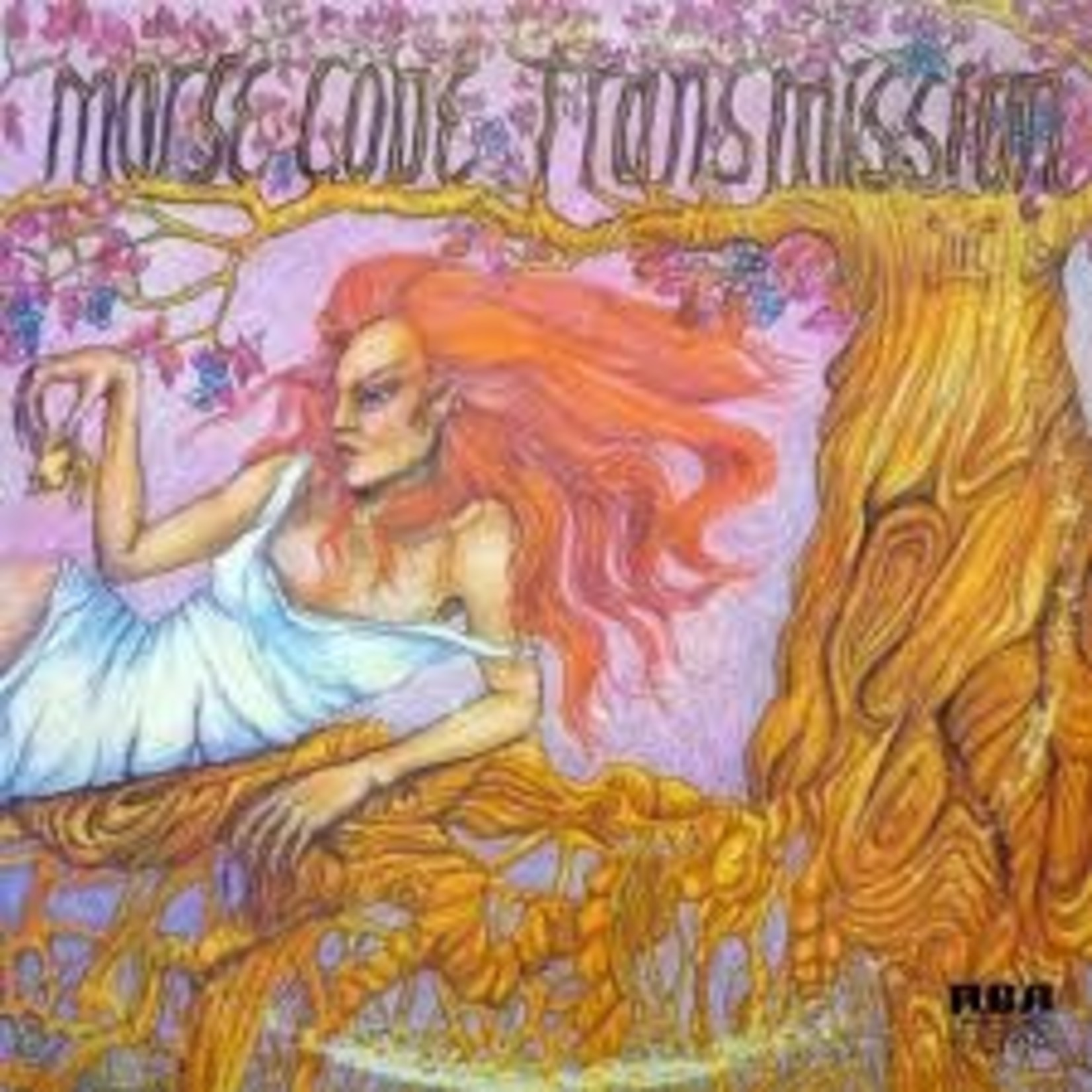 Vinyl Morse Code Transmission - II
