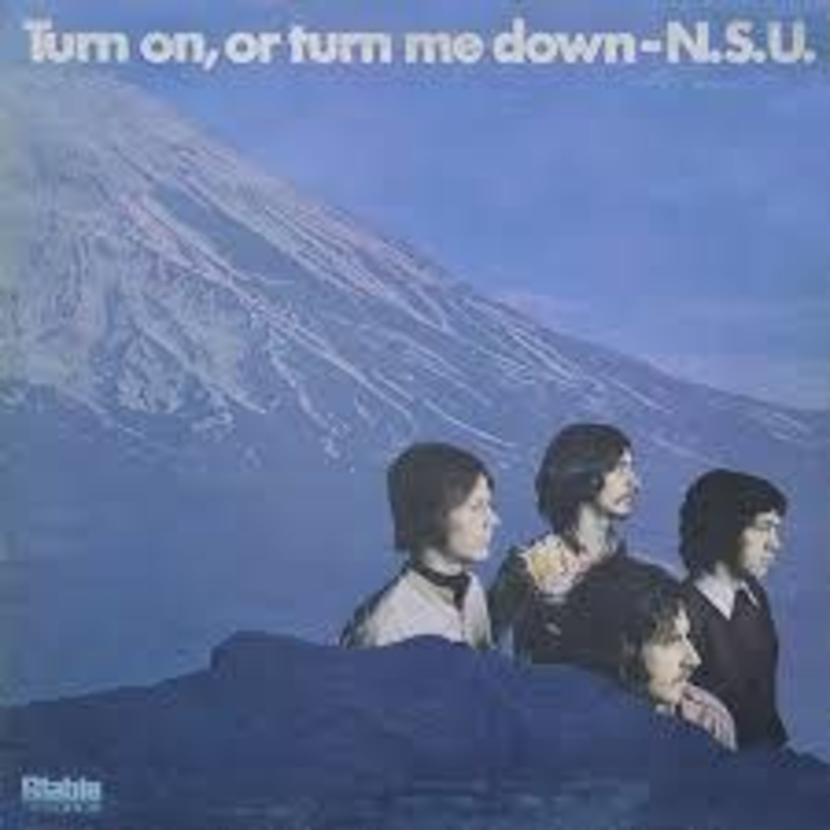 Vinyl N.S.U. - Turn On, Or Turn Me Down