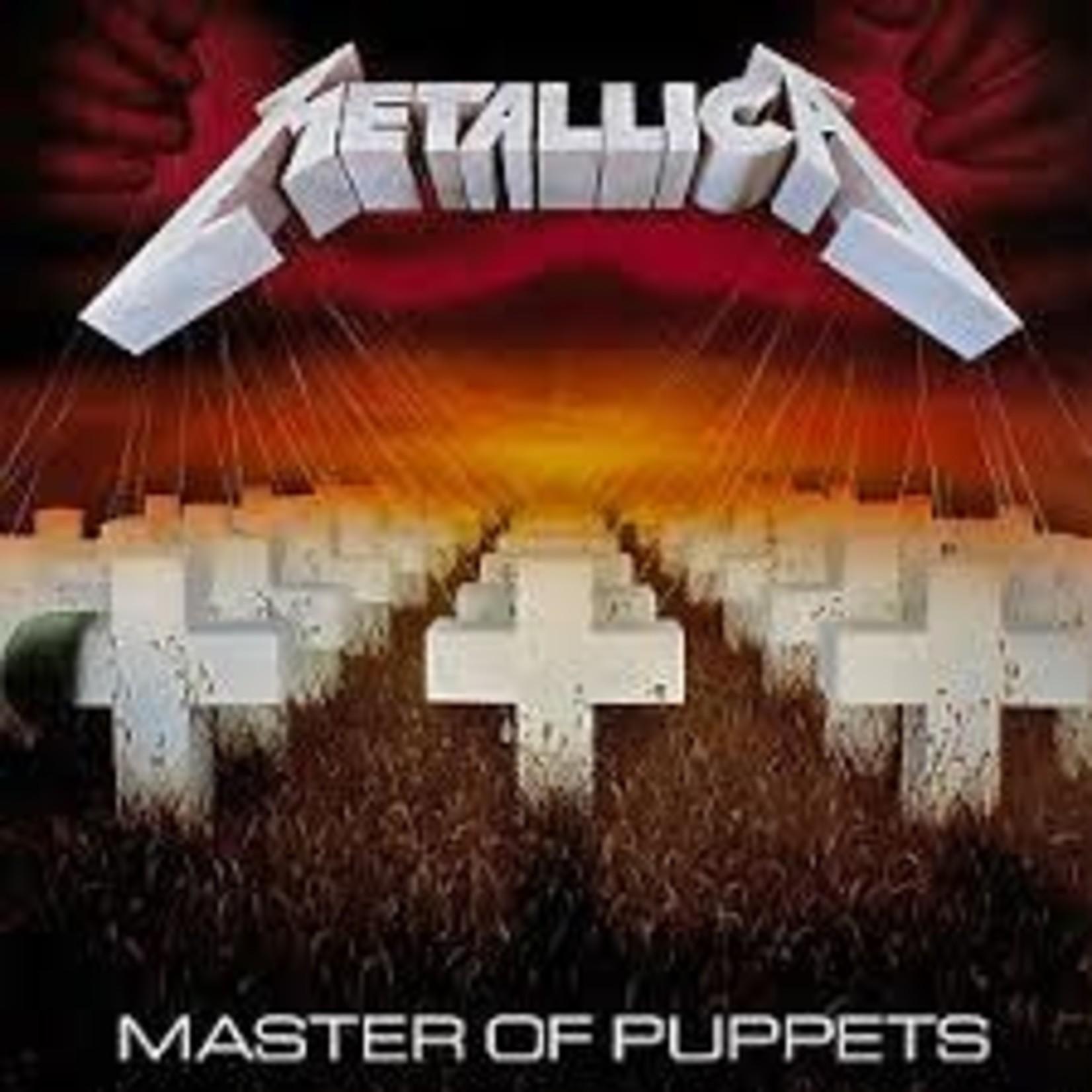 Vinyl Metallica - Master Of Puppets