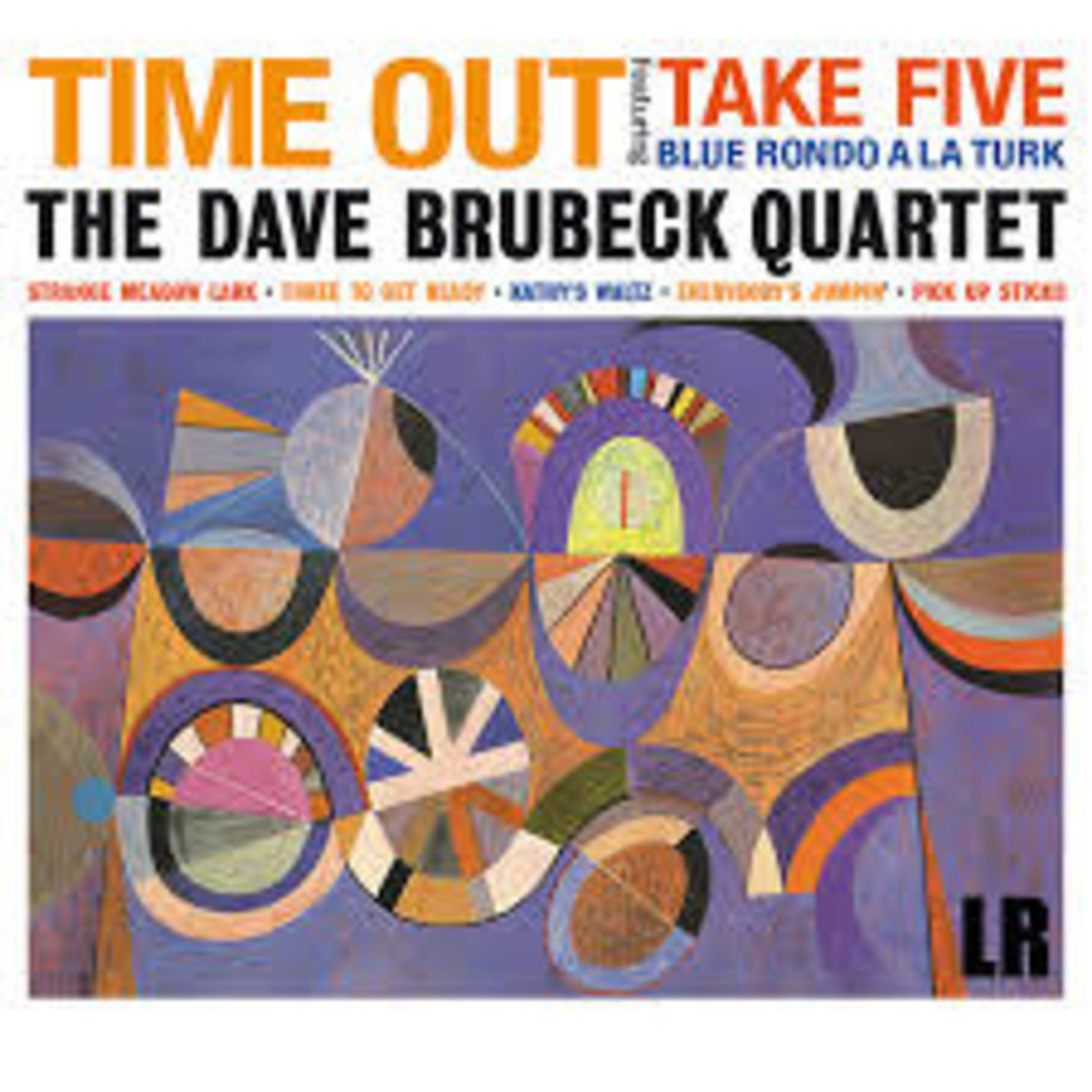 Vinyl Dave Brubeck - Time Out