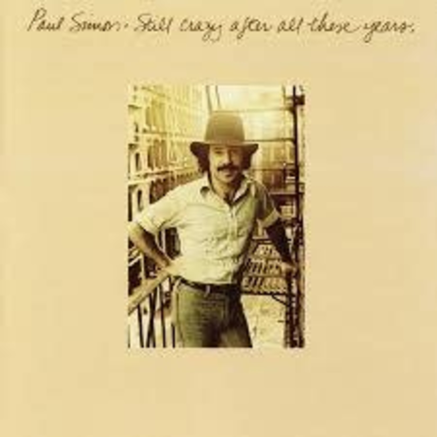Vinyl Paul Simon - Still Crazy After All These Years