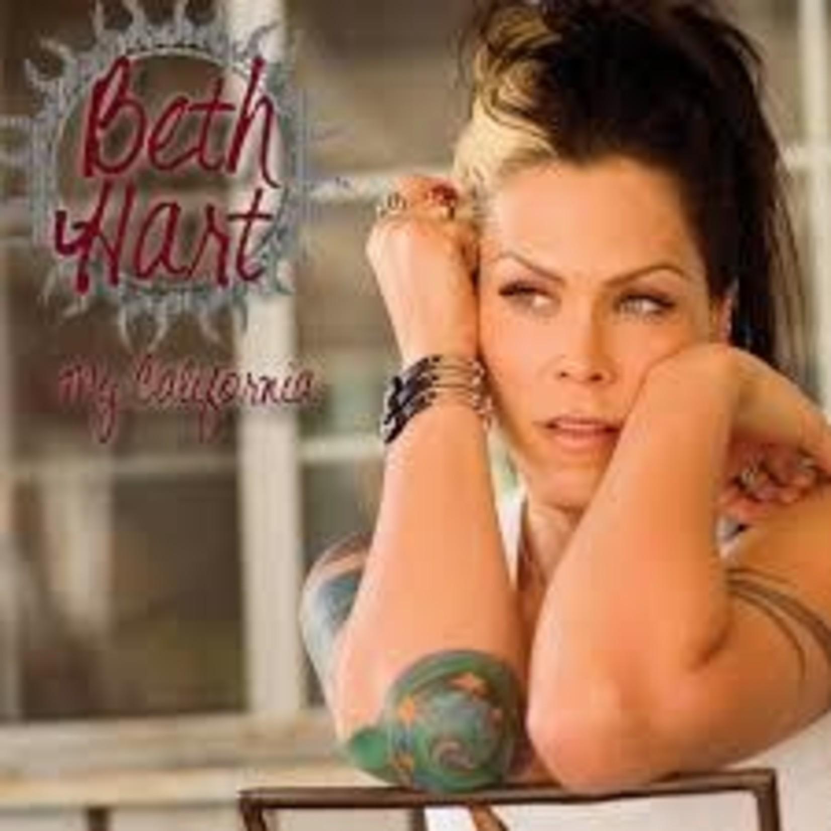 Vinyl Beth Hart - My California.  $$
