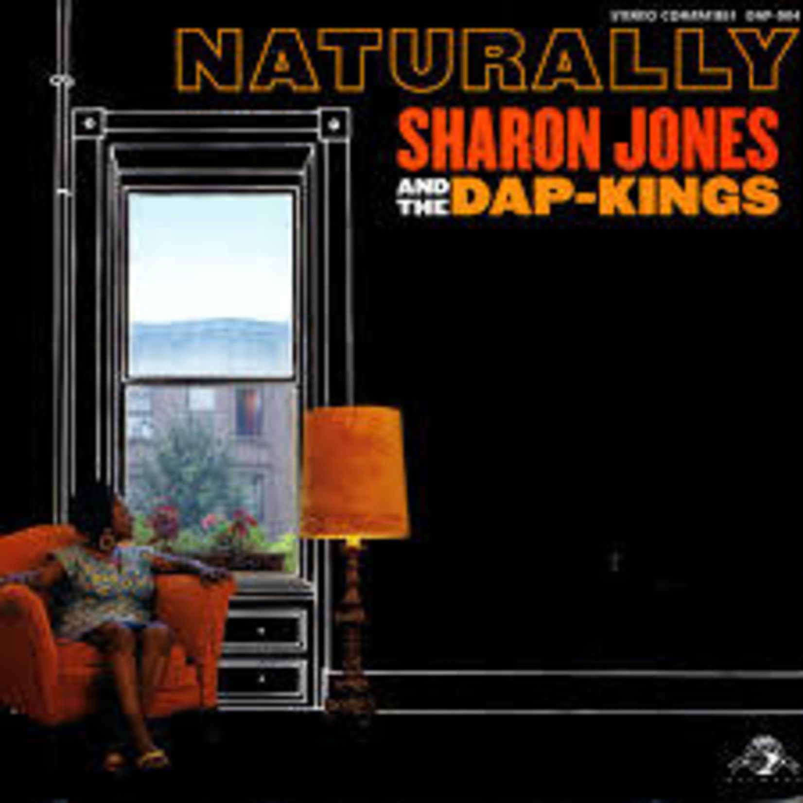Vinyl Sharon Jones - Naturally