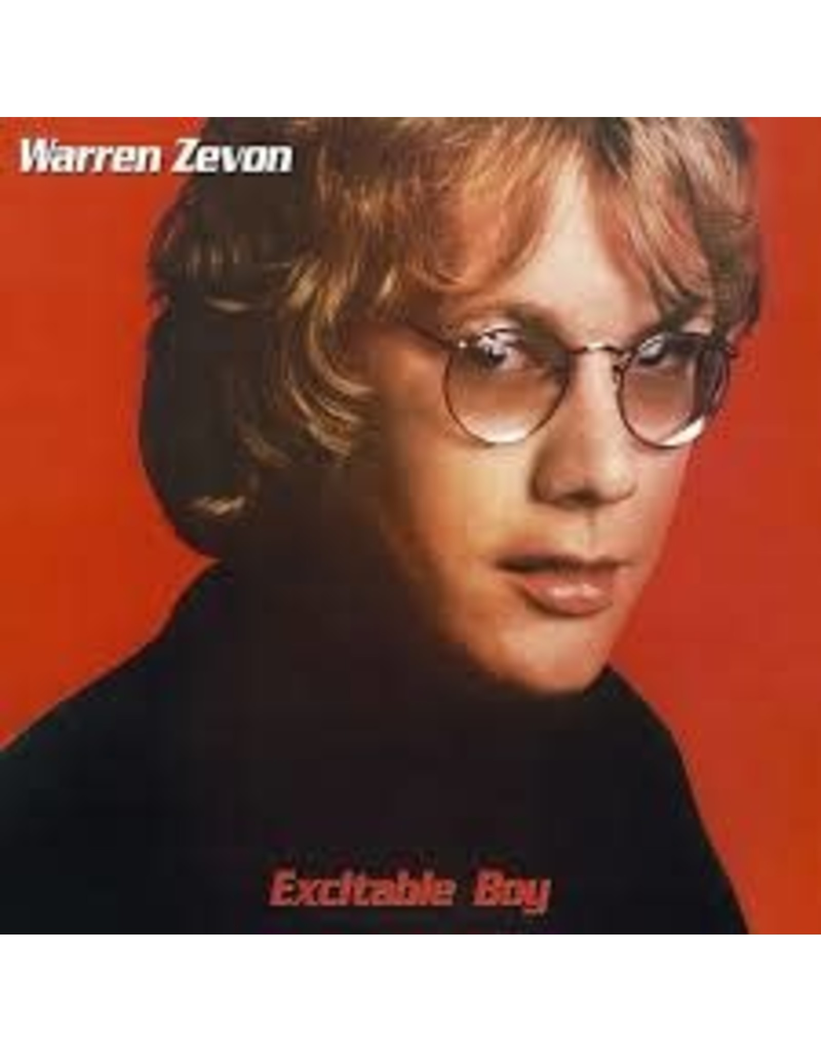 Vinyl Warren Zevon - Excitable Boy