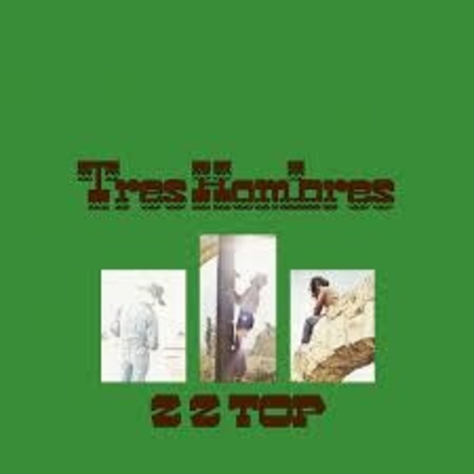 Vinyl ZZ Top - Tres Hombres