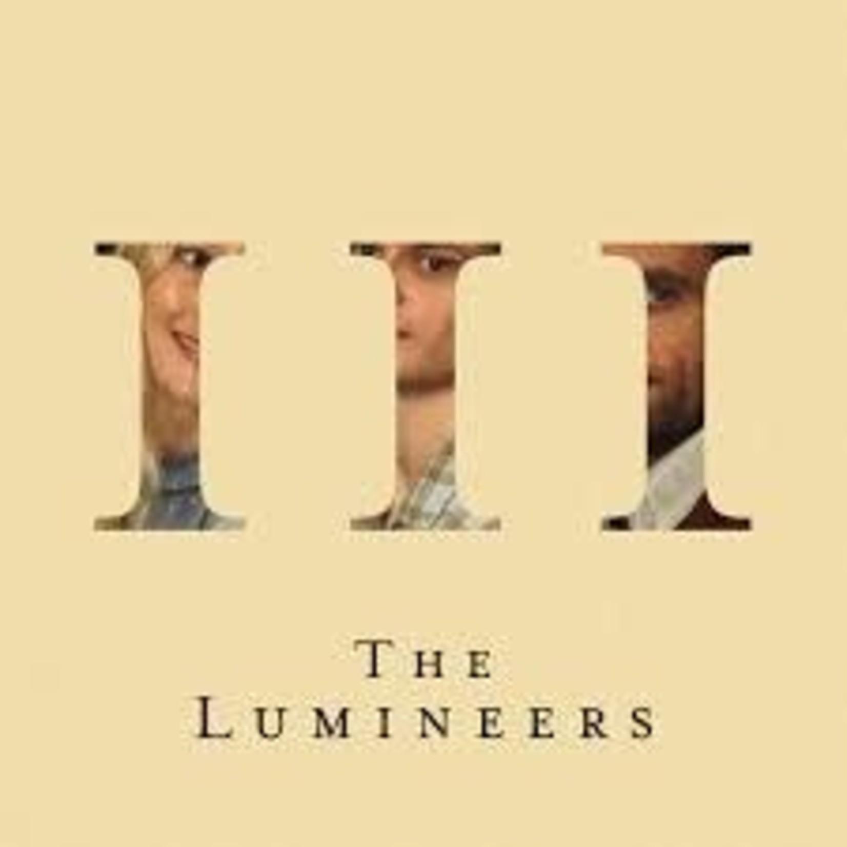 Vinyl Lumineers - III