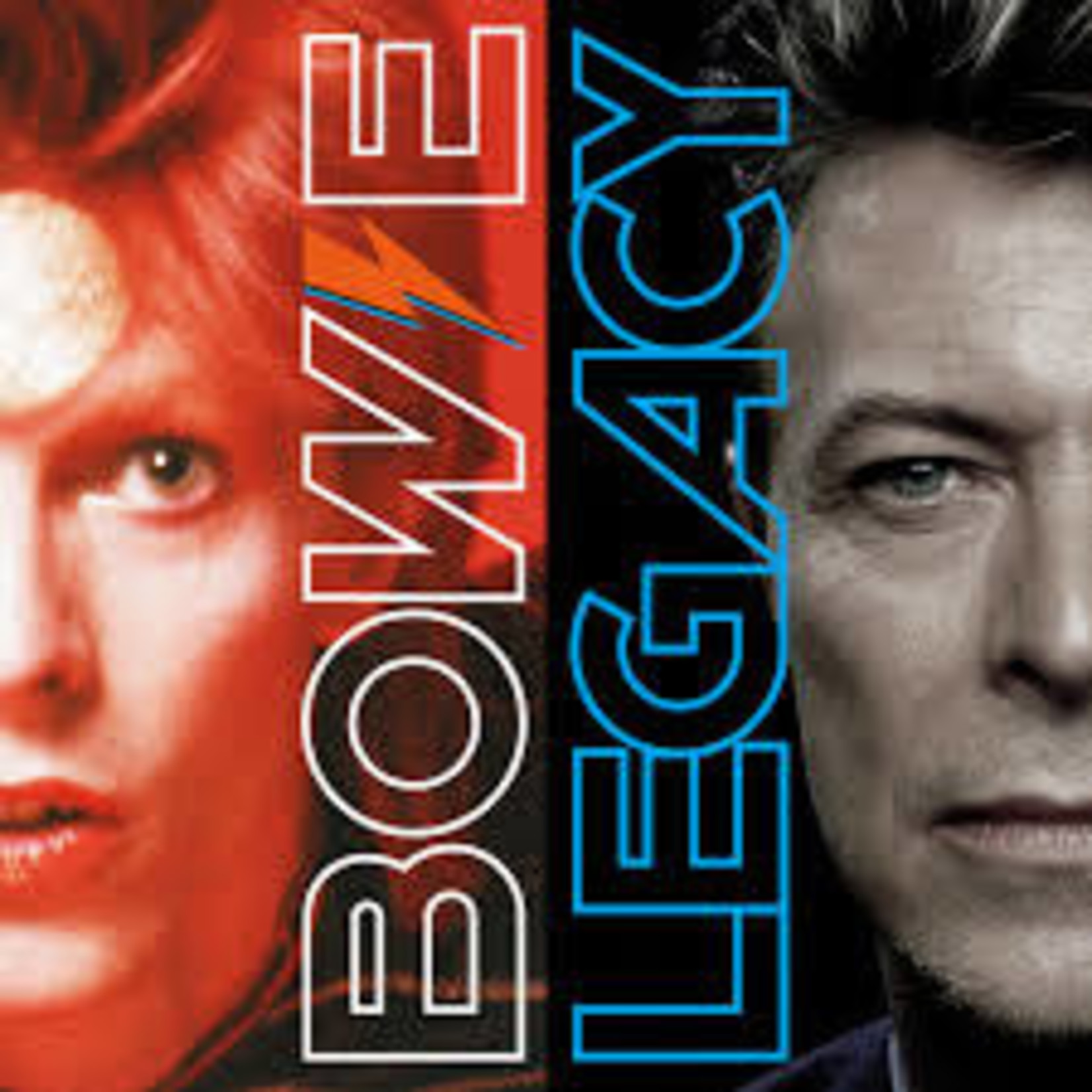 Vinyl David Bowie - Legacy: The Very Best Of Bowie