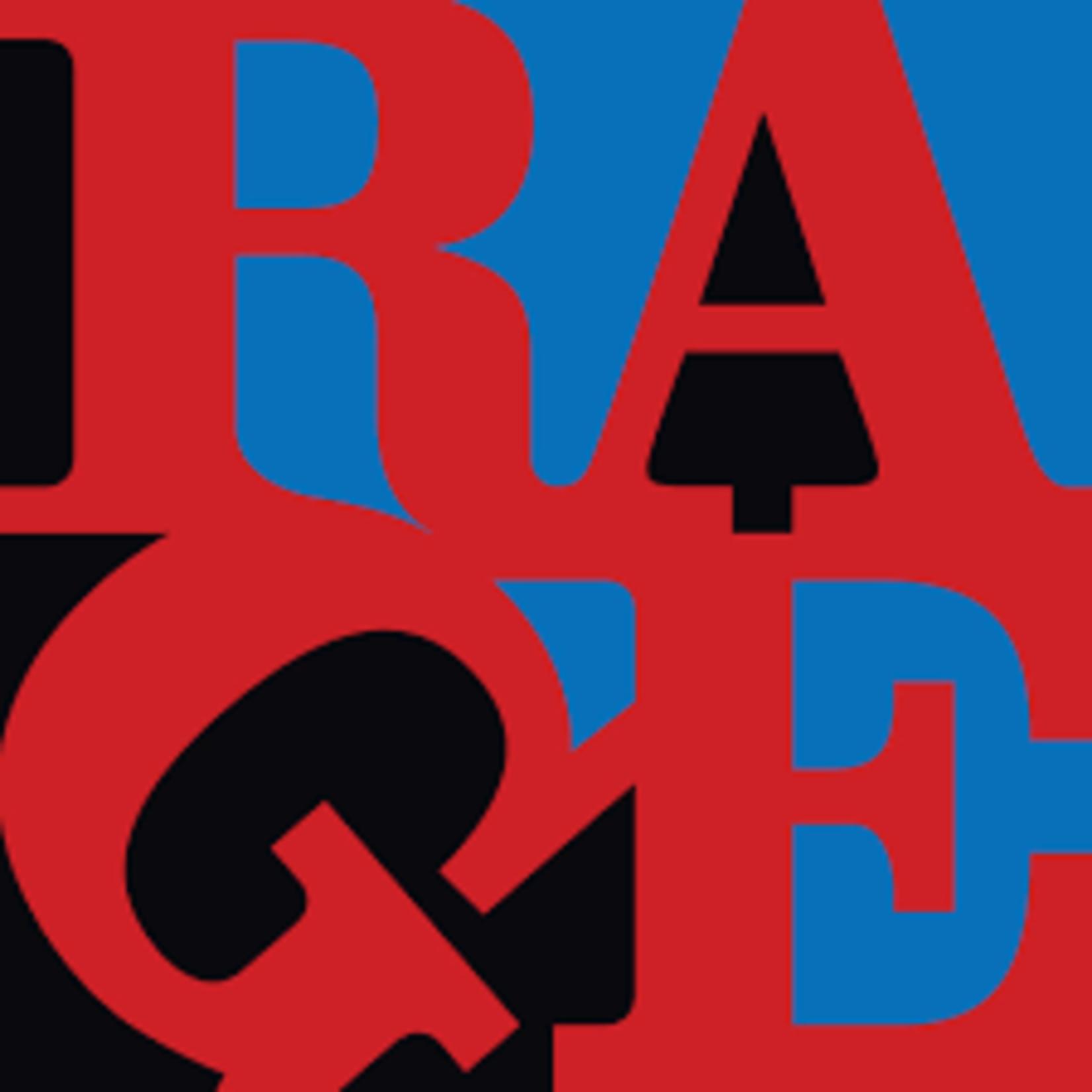 Vinyl Rage Against The Machine - Renegades