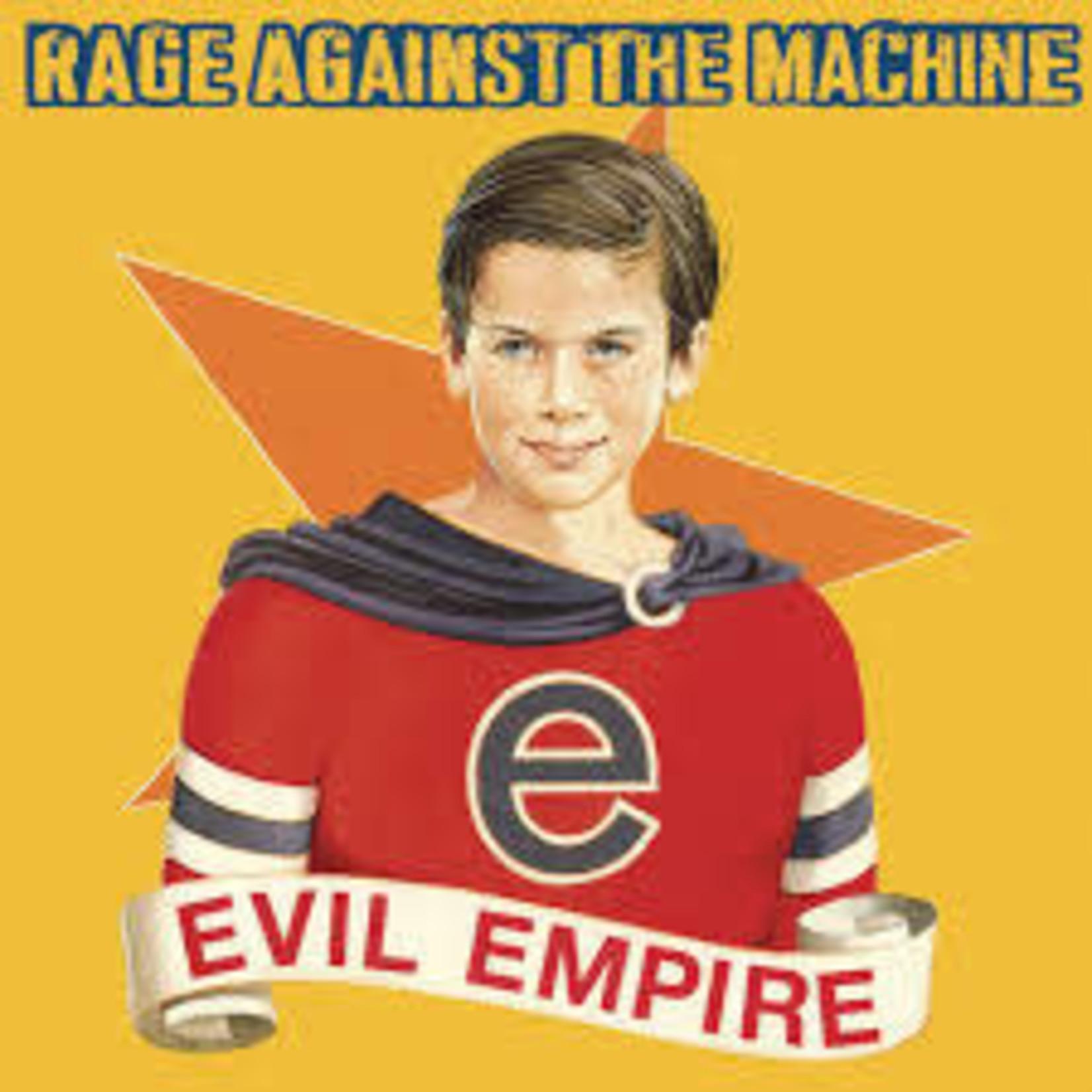 Vinyl Rage Against The Machine - Evil Empire