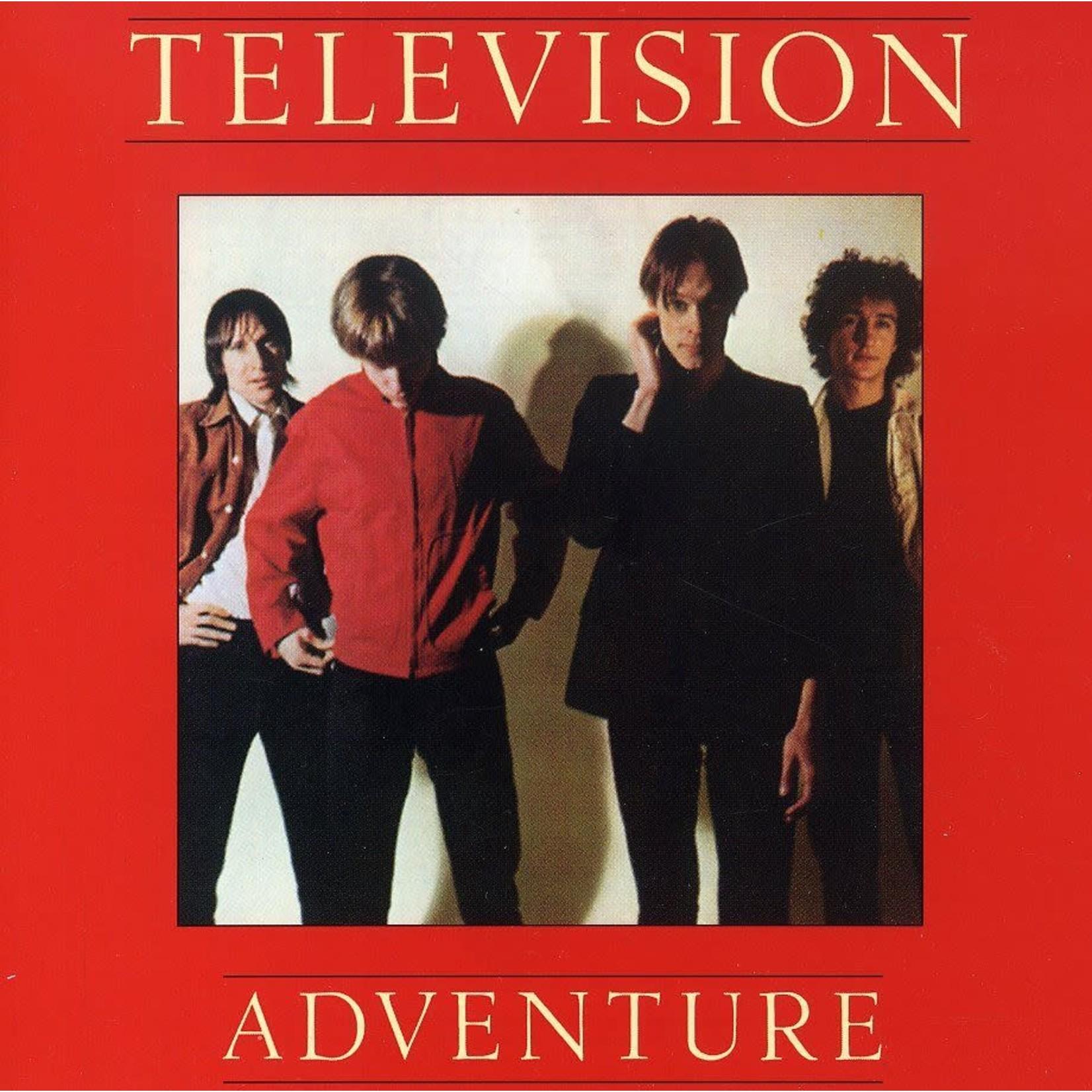 Vinyl Television - Adventure