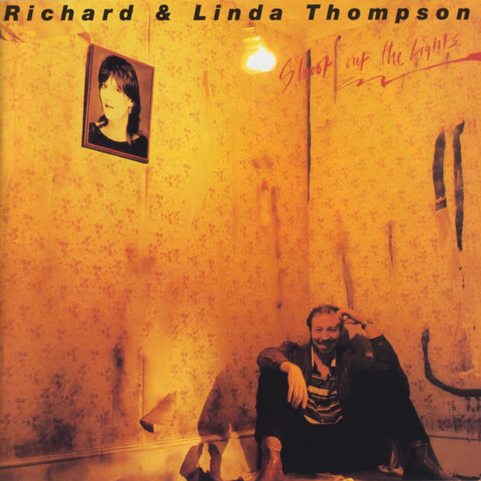 Vinyl Richard & Linda Thompson - Shoot Out The Lights