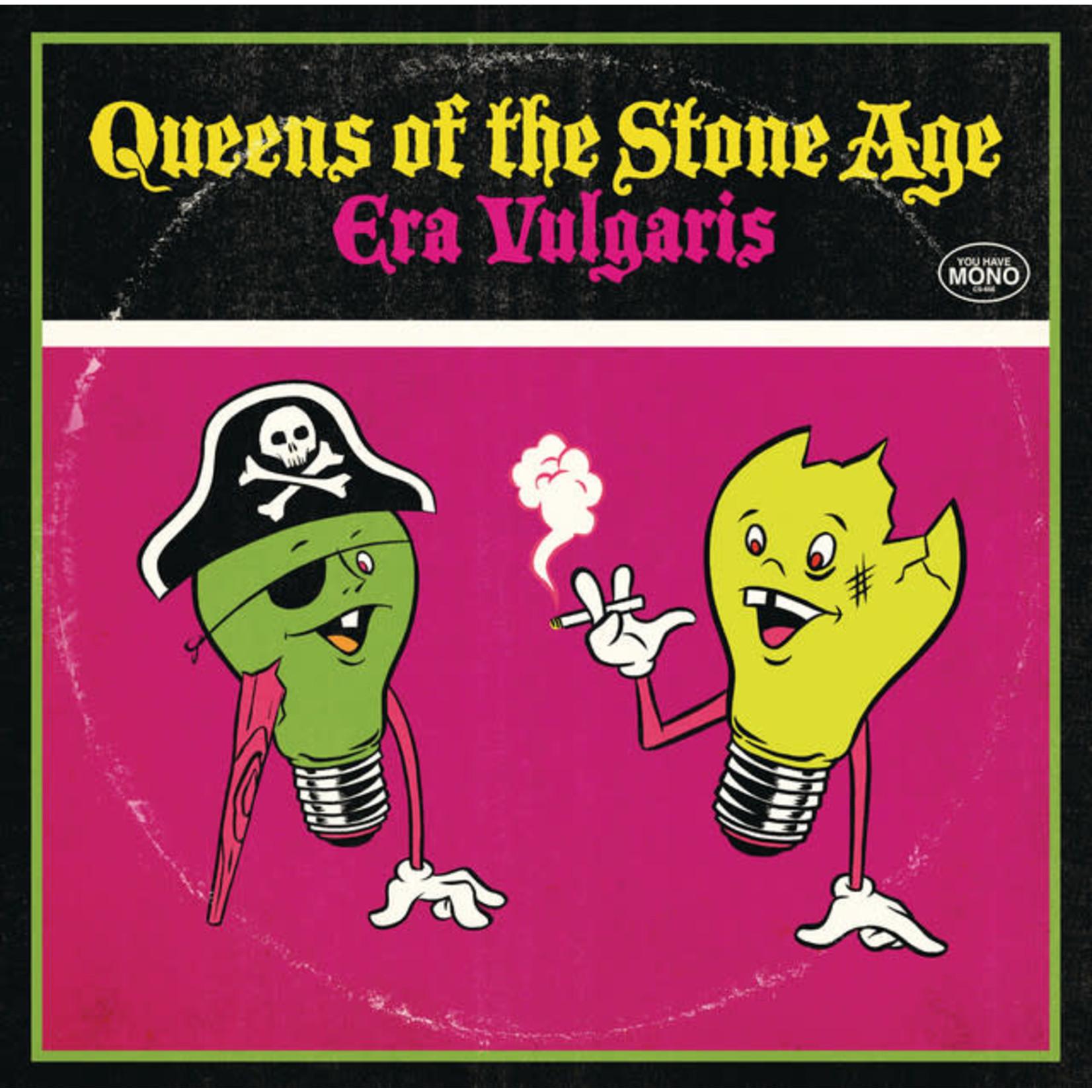 Vinyl Queens Of The Stone Age - Era Vulgaris