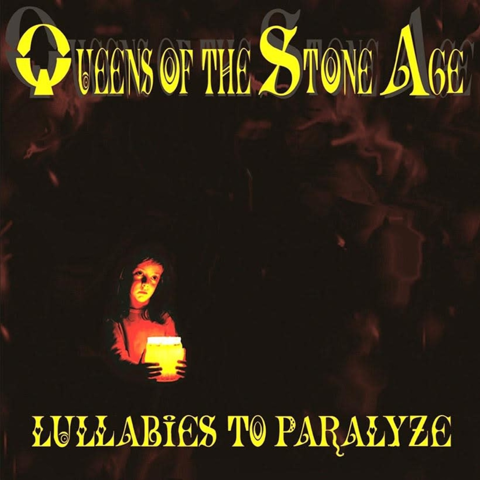 Vinyl Queens Of The Stone Age - Lullabies To Paralyze