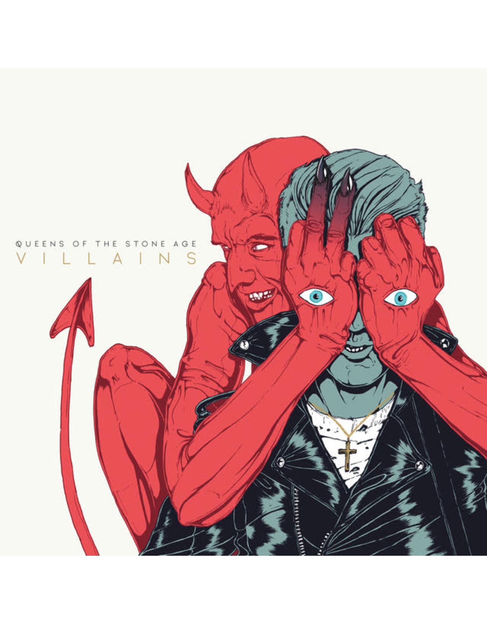 Vinyl Queens Of The Stone Age - Villians