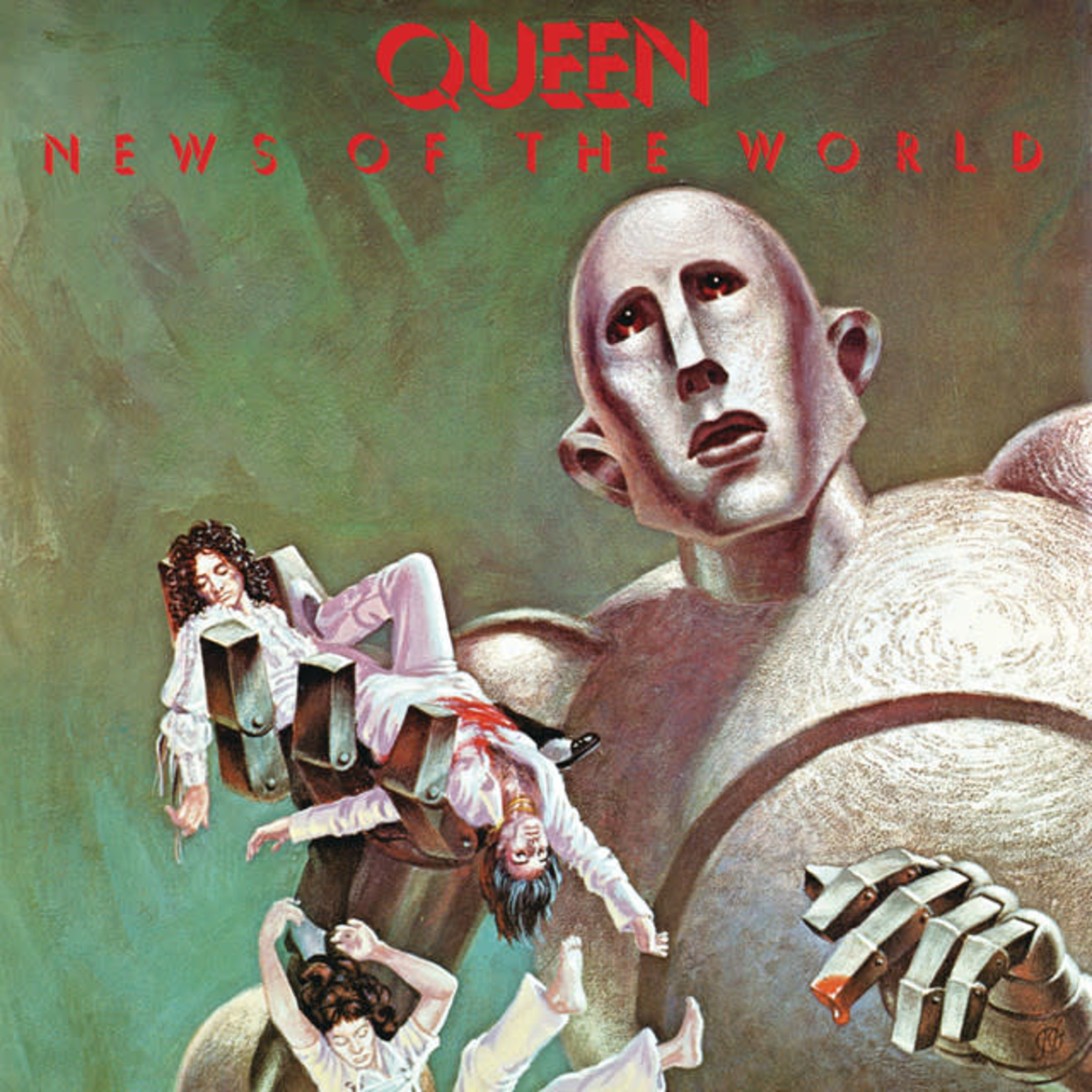 Vinyl Queen - News Of The World