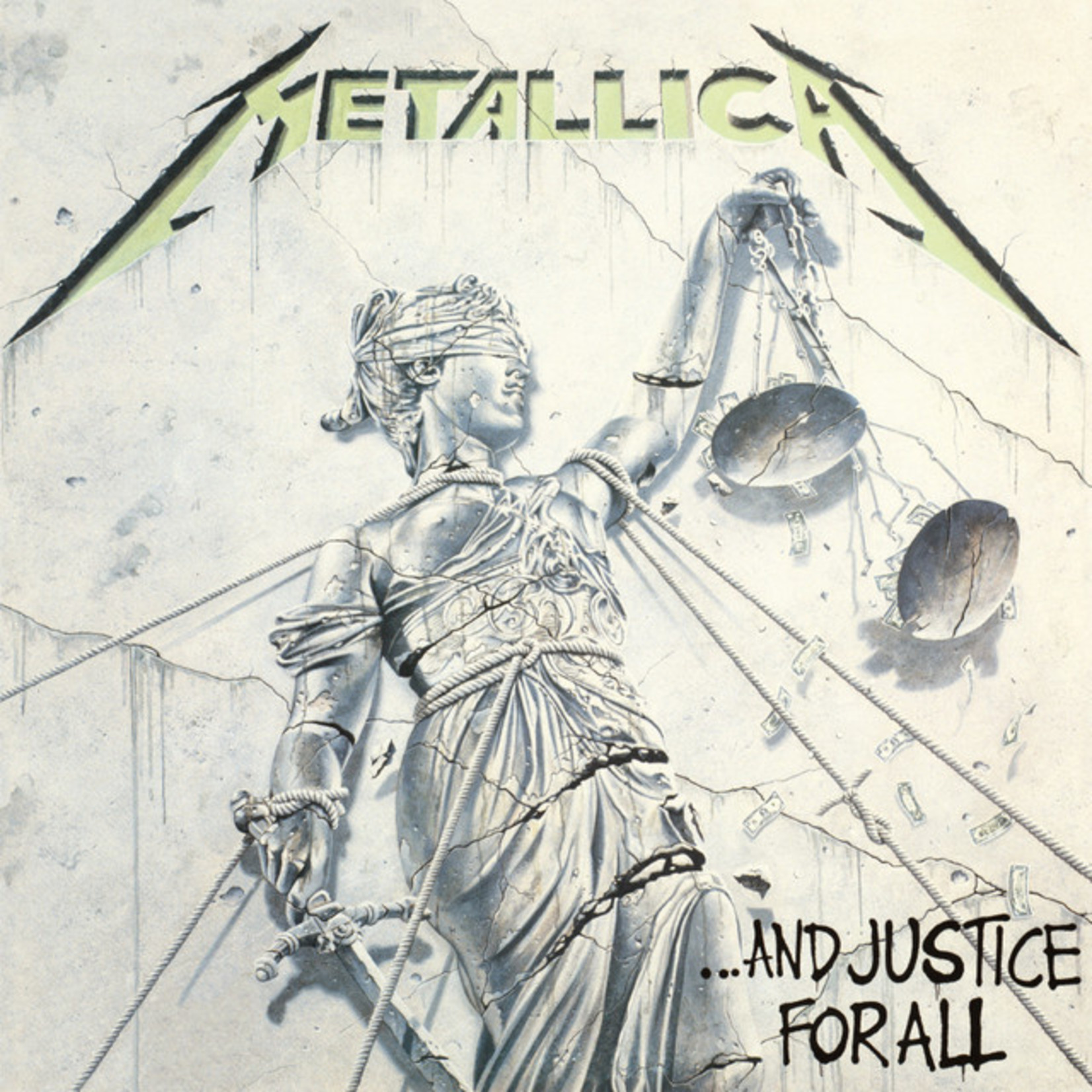 Vinyl Metallica - And Justice For All