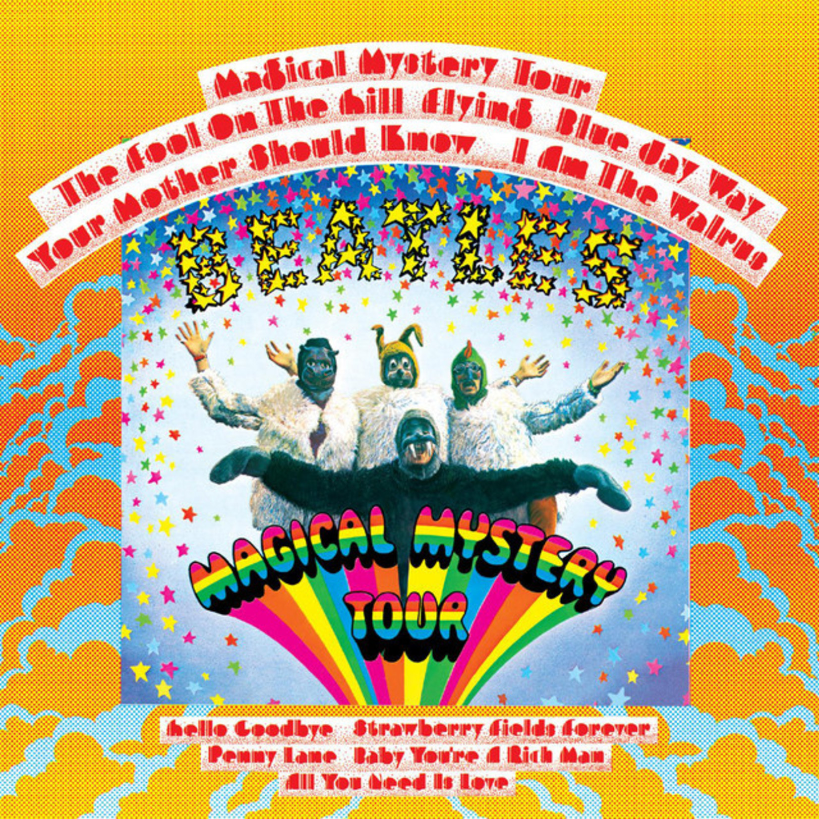 Vinyl The Beatles - Magical Mystery Tour