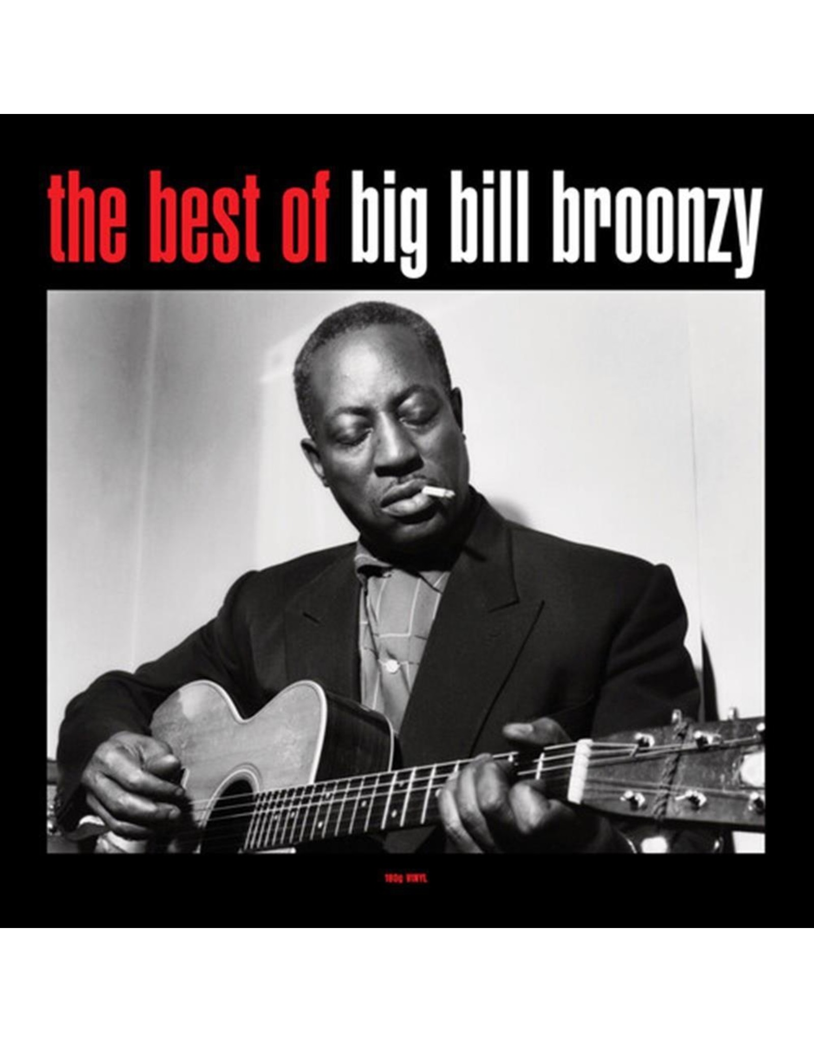 Vinyl Big Bill Broonzy - The Best Of