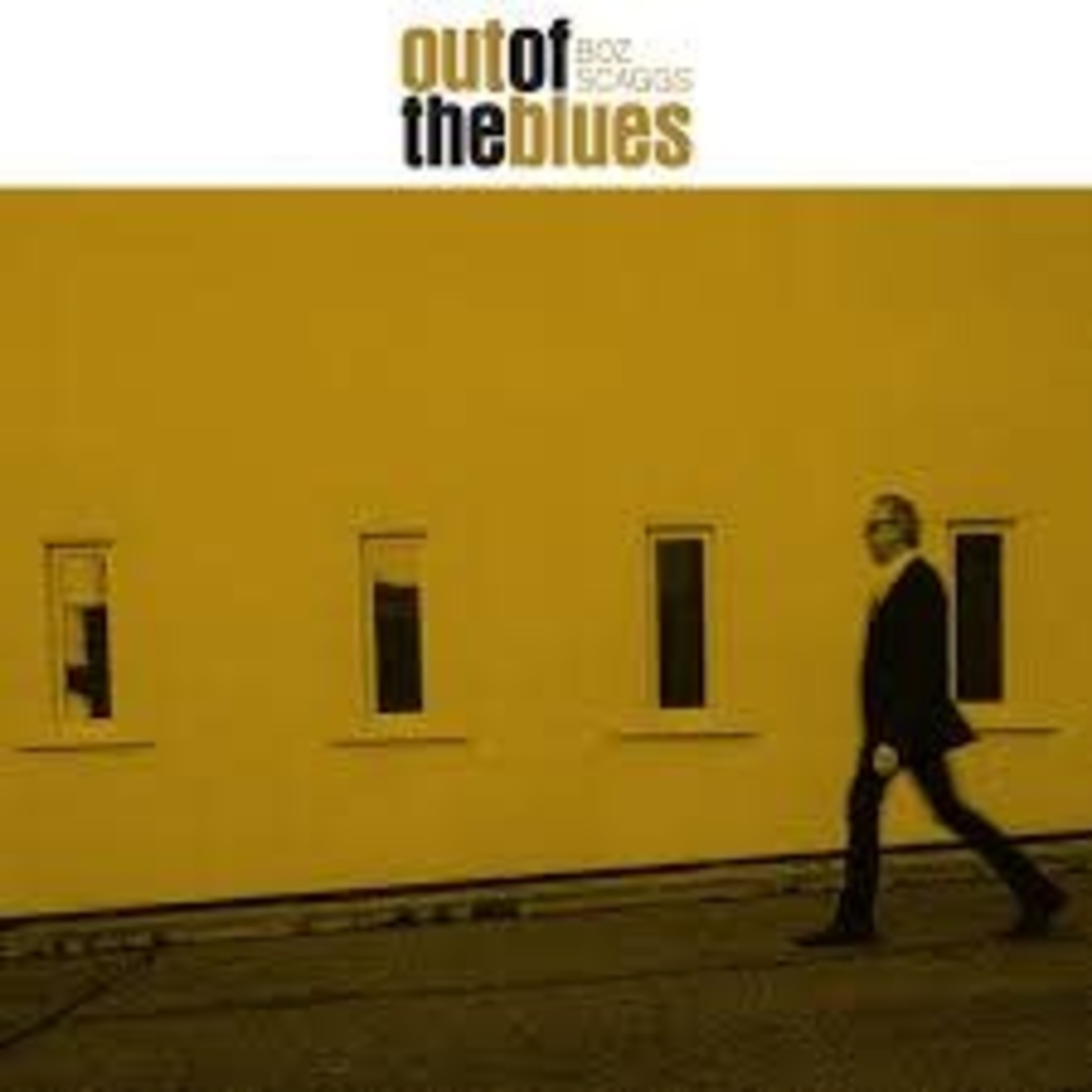 Vinyl Boz Scaggs - Out Of The Blues