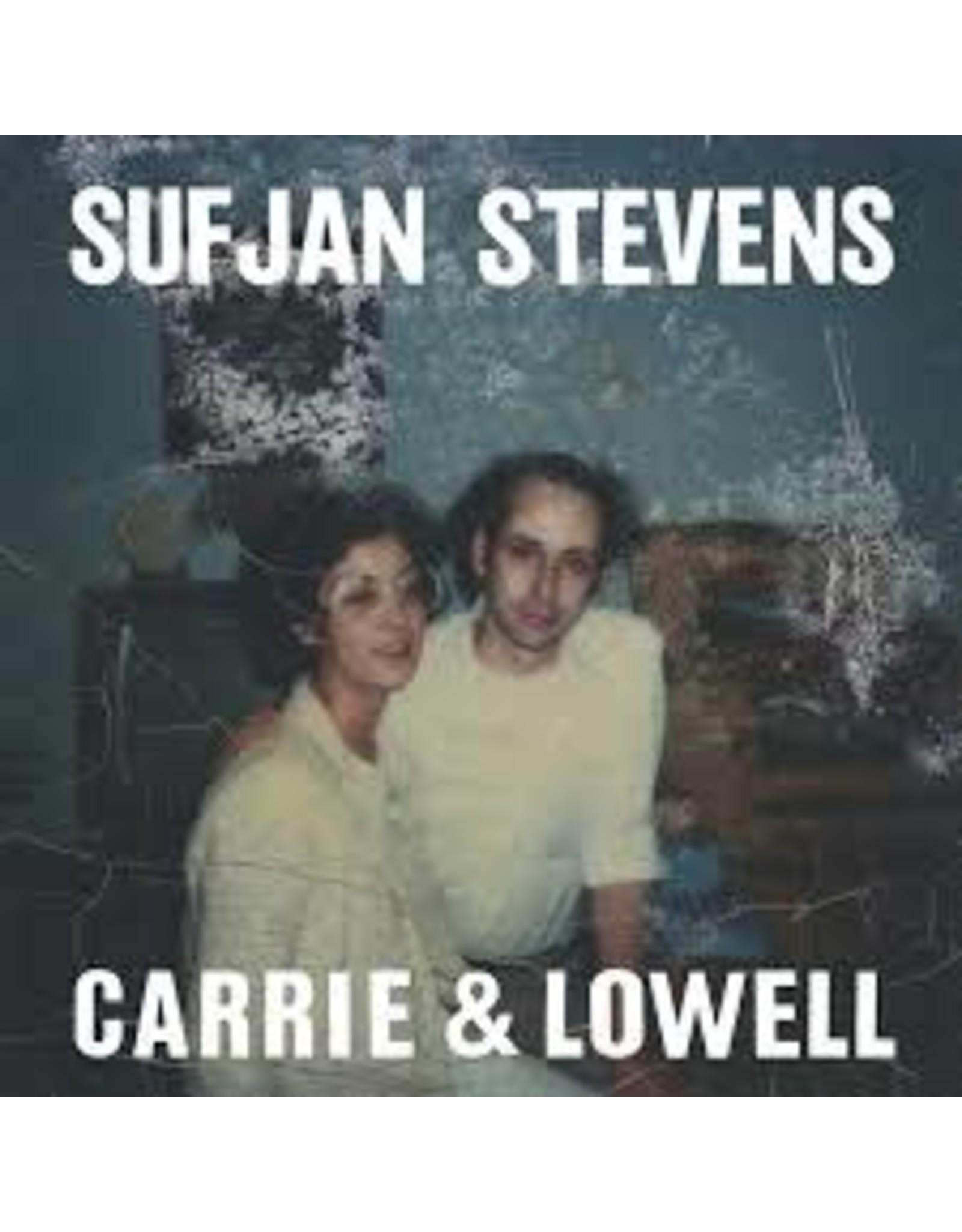 Vinyl Sufjan Stevens - Carrie & Lowell