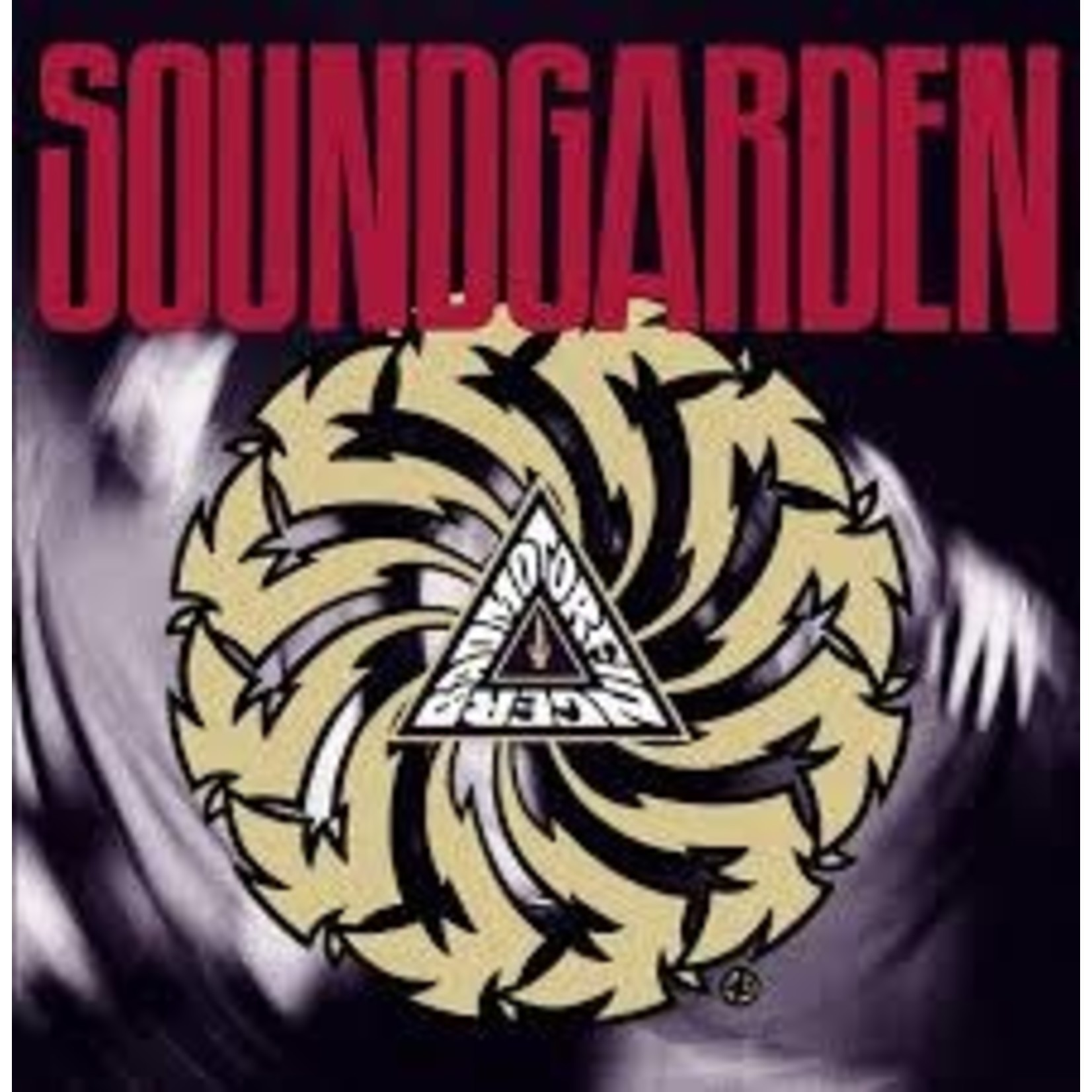 Vinyl Soundgarden - Badmotofinger