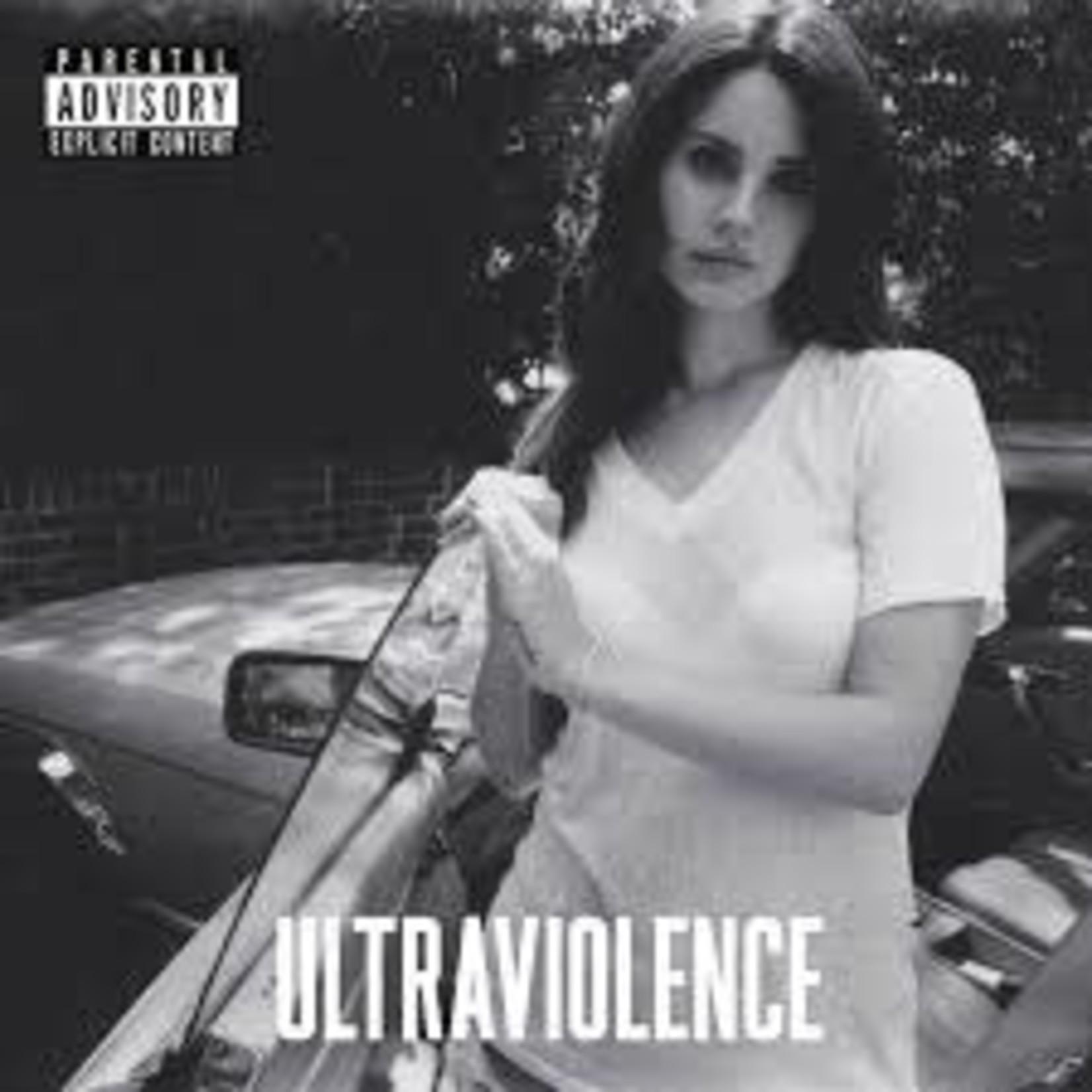 Vinyl Lana Del Ray - Ultraviolence