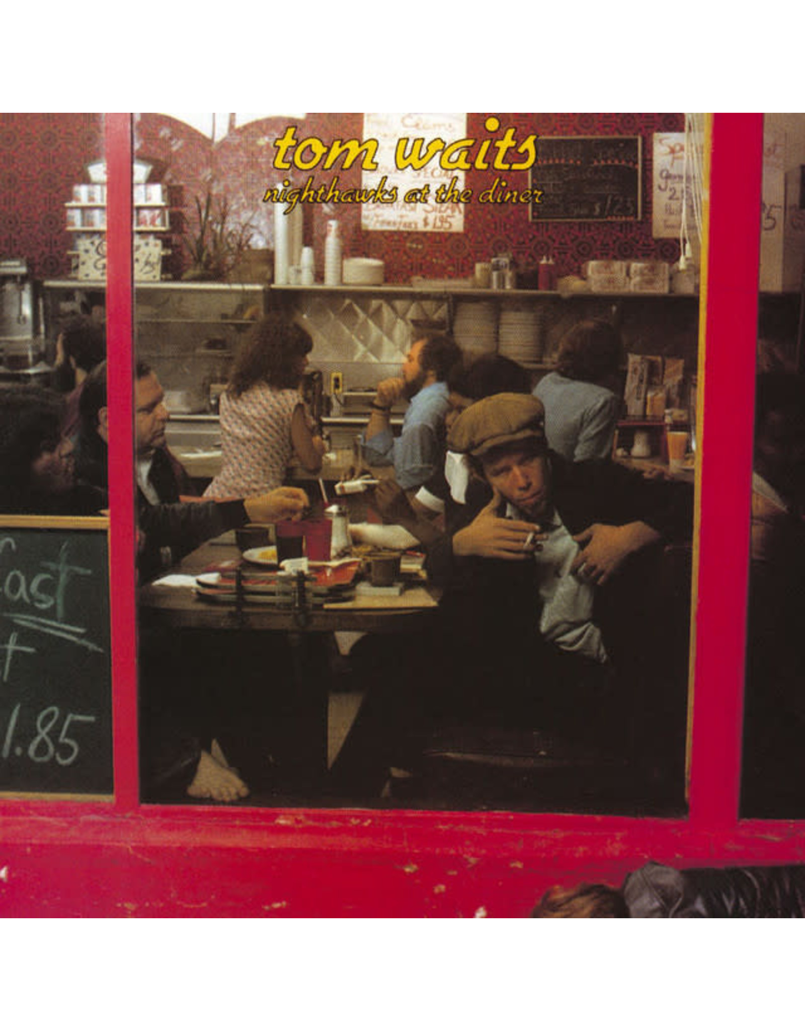 Vinyl Tom Waits  - Nighthawks at the Diner