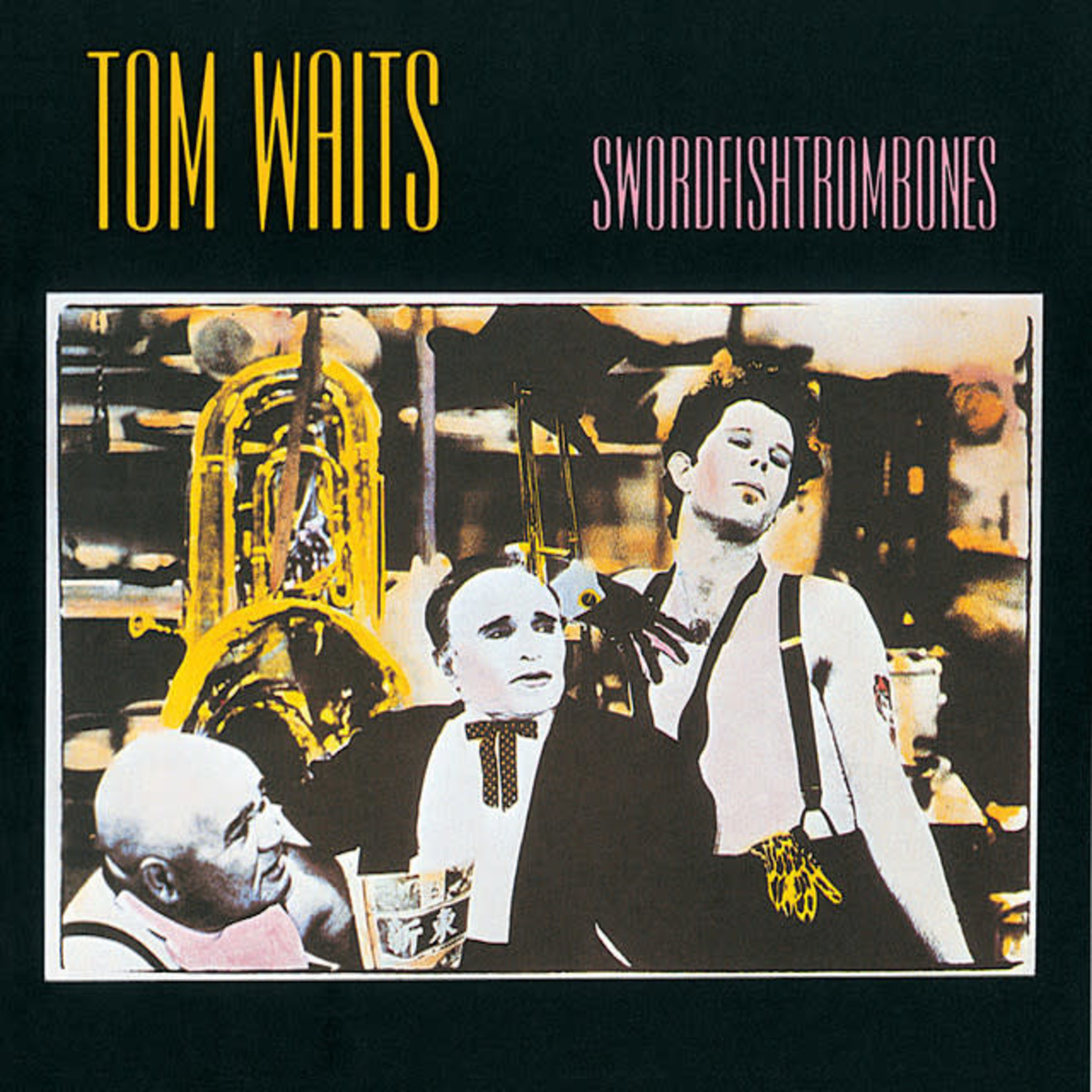 Vinyl Tom Waits - Swordfishtrombones