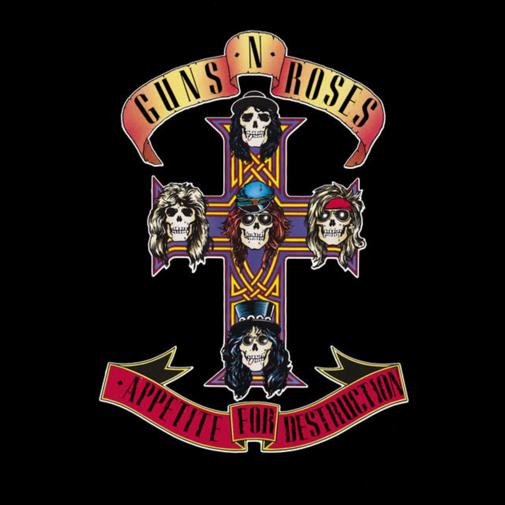 Vinyl Guns N Roses - Apetite For Destruction