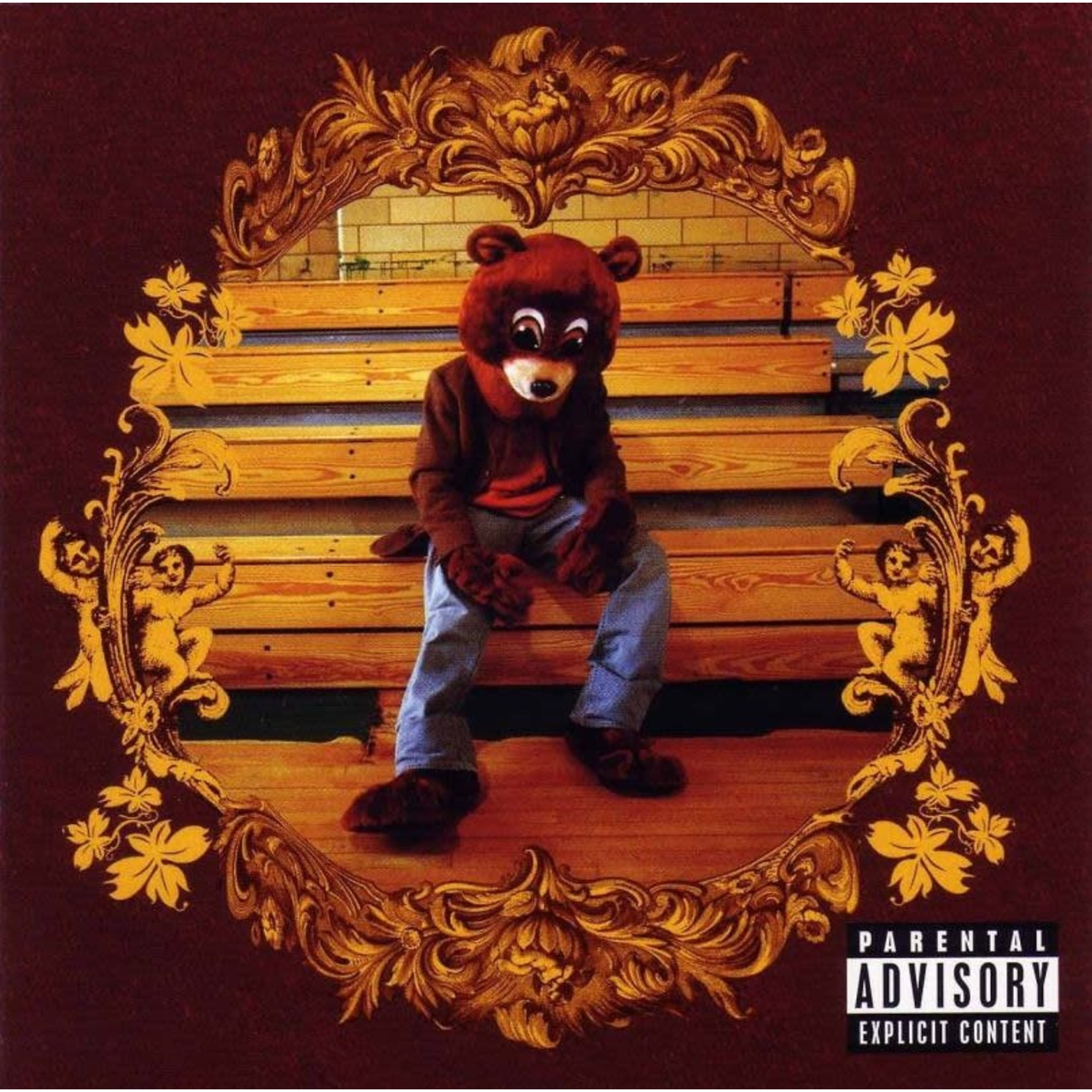 Vinyl Kanye West - College Dropout