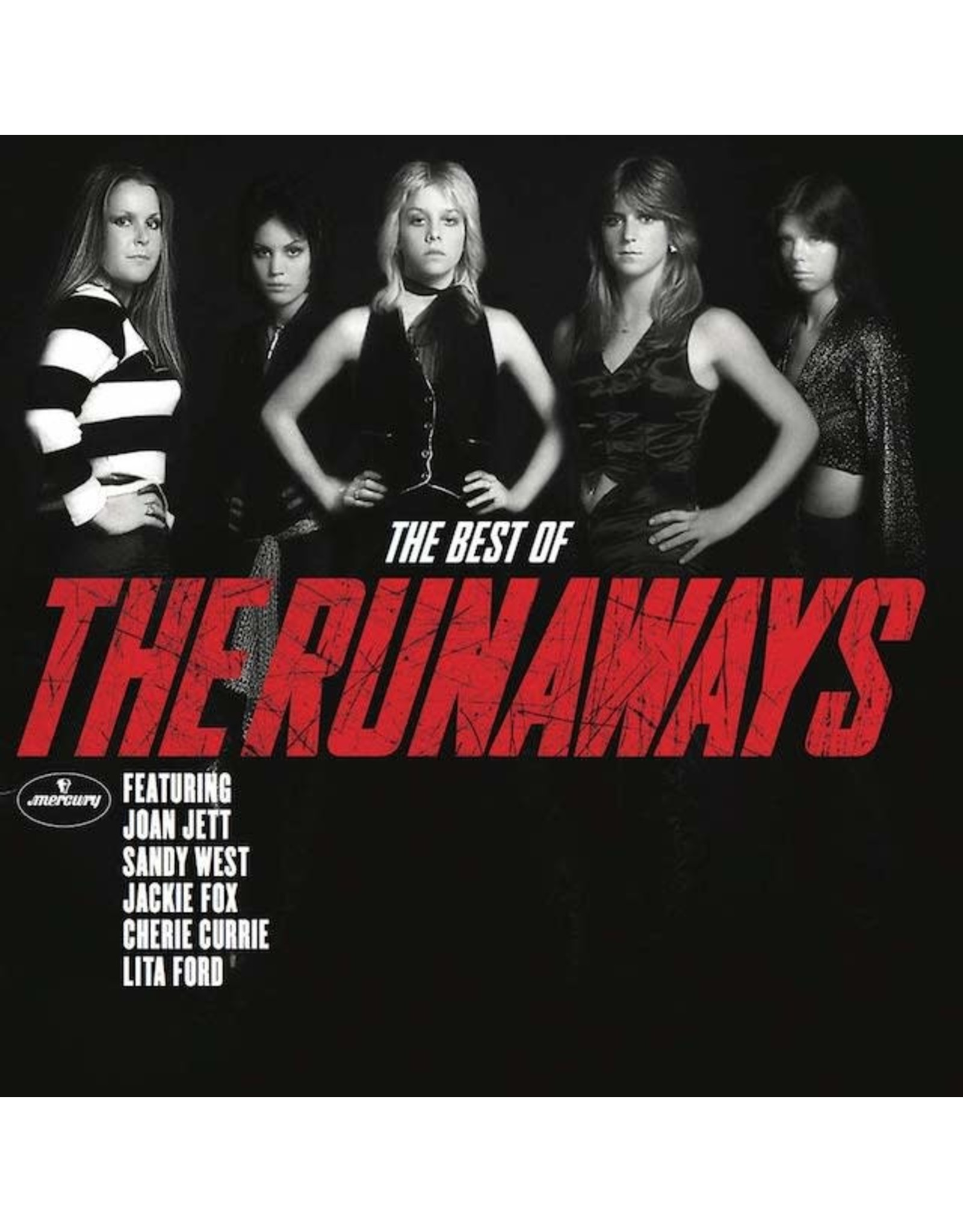 Vinyl The Runaways -  The Best Of The Runaways